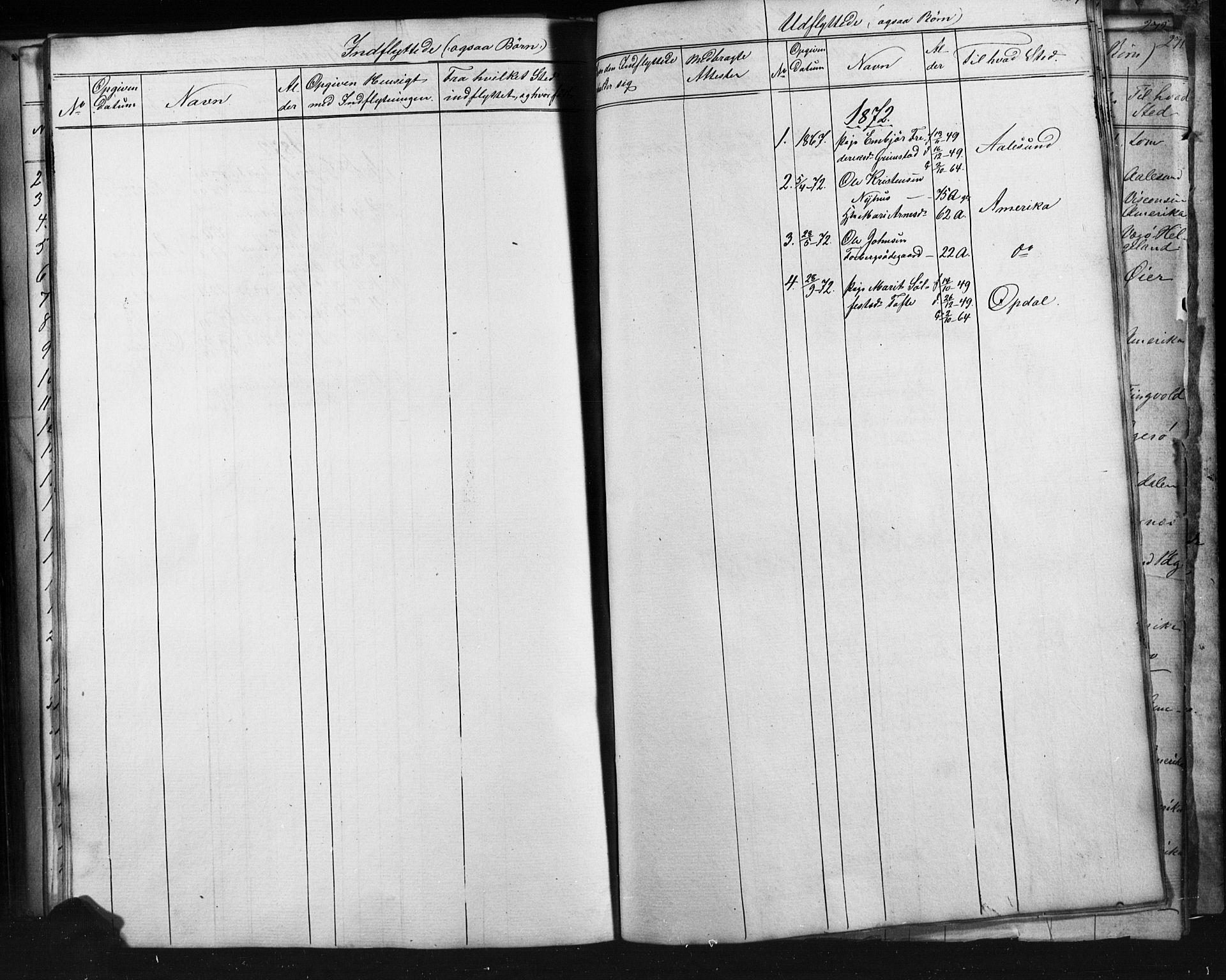 SAH, Skjåk prestekontor, Klokkerbok nr. 1, 1865-1893, s. 264