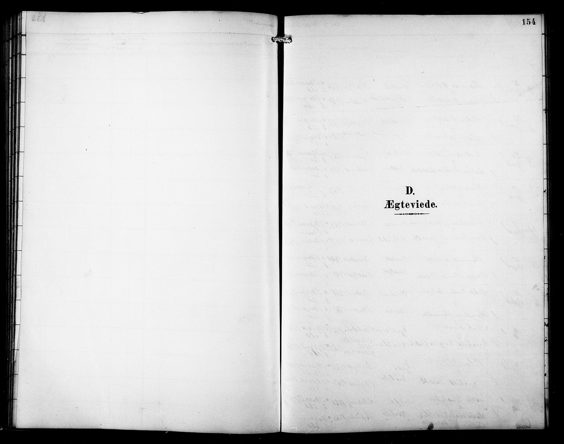 SATØ, Skjervøy sokneprestkontor, H/Ha/Hab/L0016klokker: Klokkerbok nr. 16, 1891-1907, s. 154