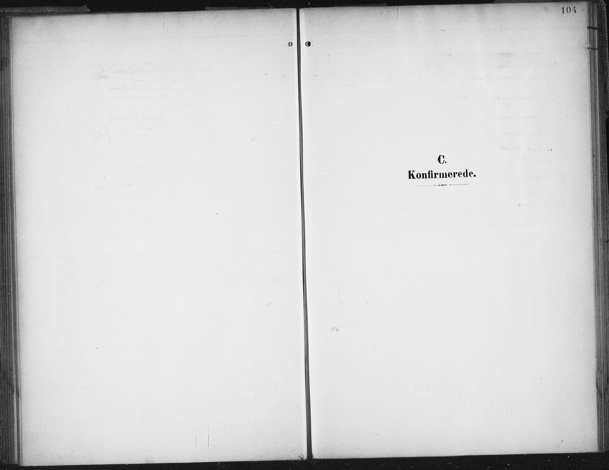 SAT, Ministerialprotokoller, klokkerbøker og fødselsregistre - Møre og Romsdal, 545/L0589: Klokkerbok nr. 545C03, 1902-1937, s. 104