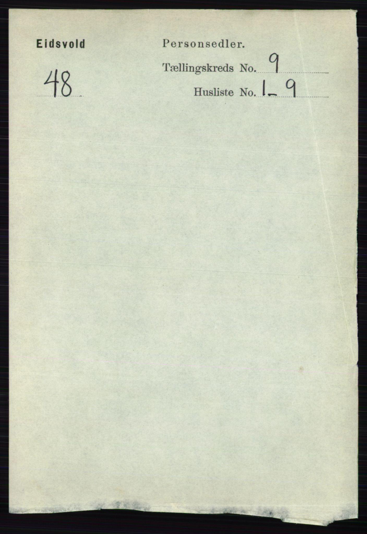 RA, Folketelling 1891 for 0237 Eidsvoll herred, 1891, s. 6533