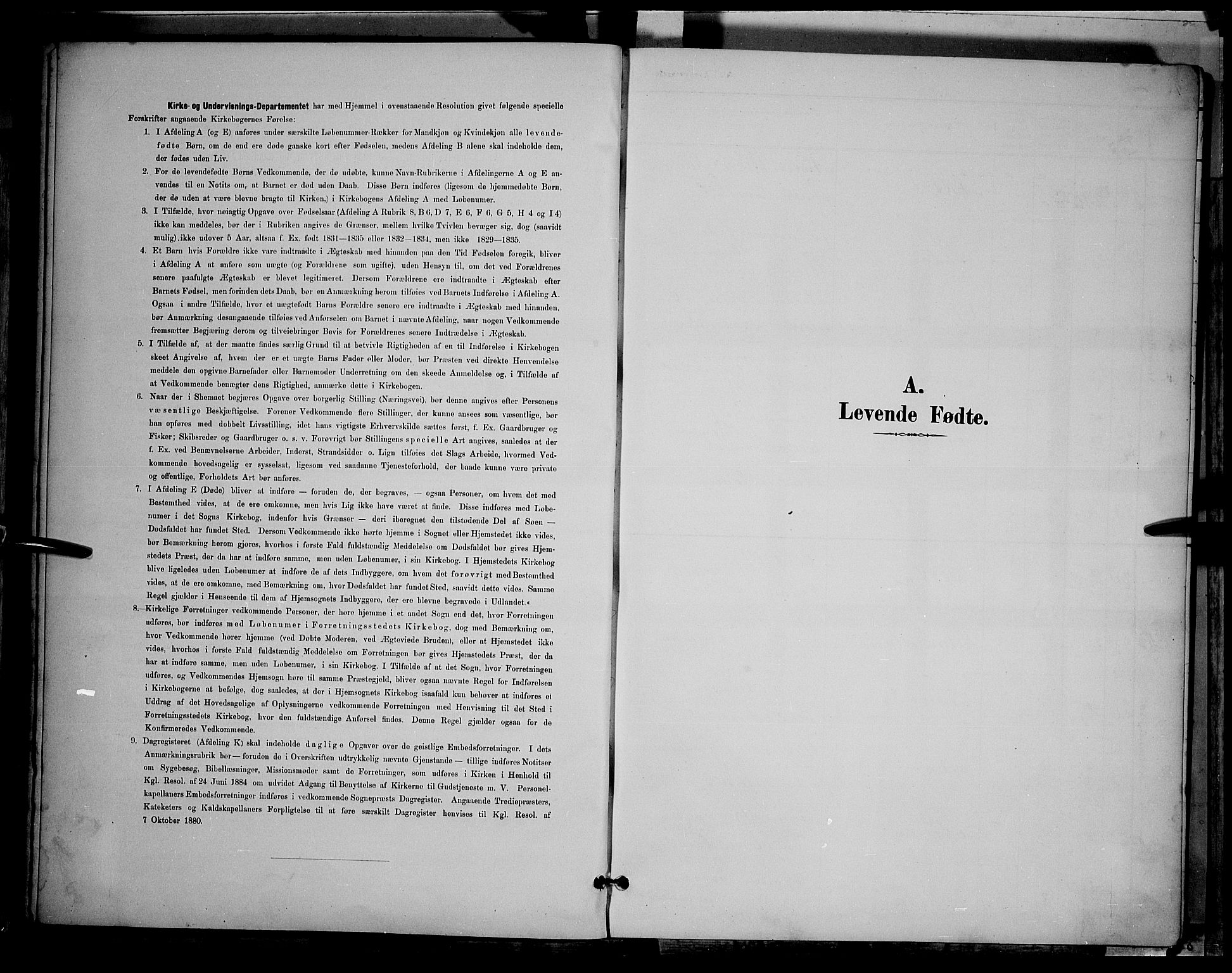SAH, Gran prestekontor, Klokkerbok nr. 4, 1890-1899