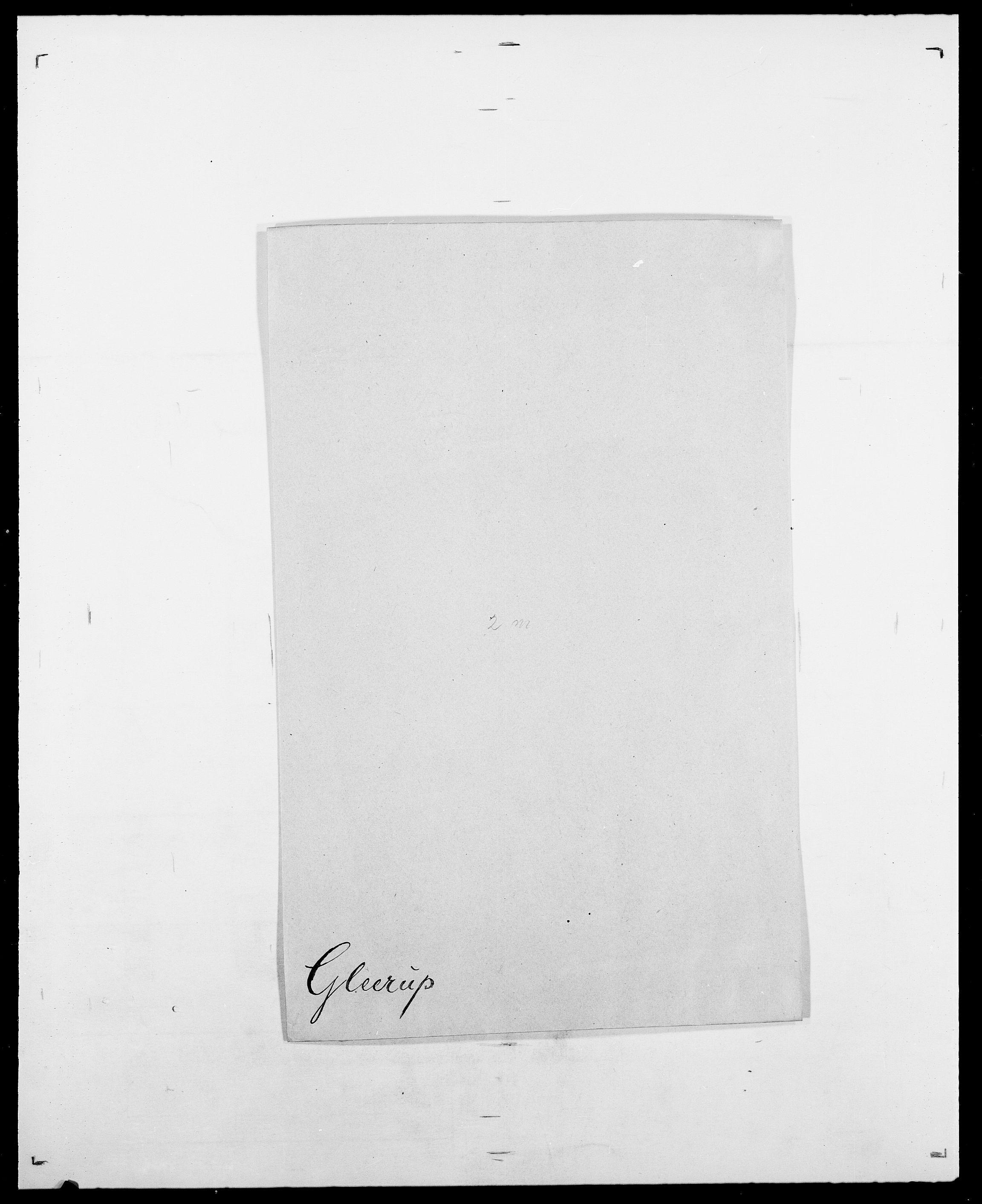 SAO, Delgobe, Charles Antoine - samling, D/Da/L0014: Giebdhausen - Grip, s. 311