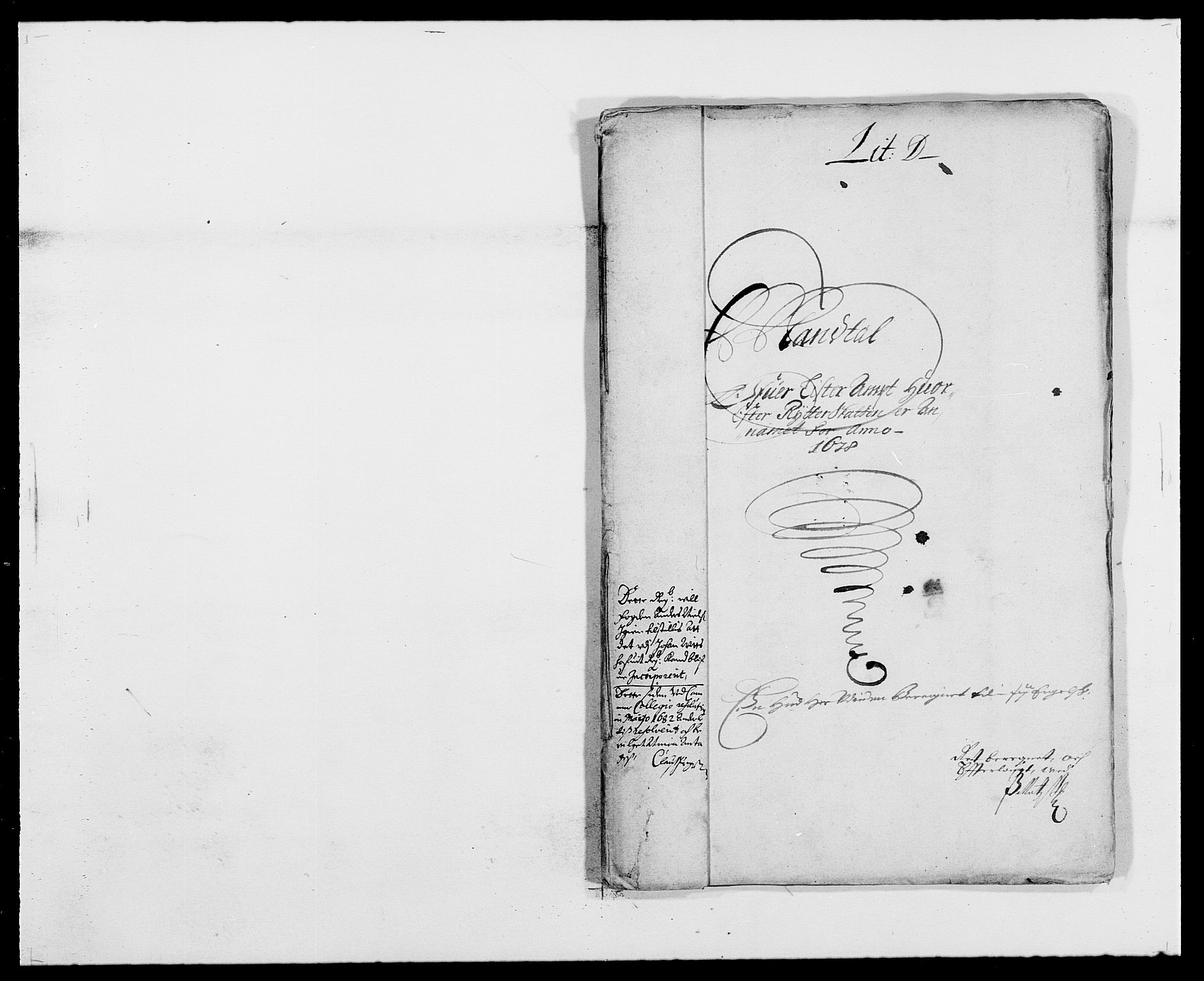 RA, Rentekammeret inntil 1814, Reviderte regnskaper, Fogderegnskap, R41/L2530: Fogderegnskap Lista, 1677-1679, s. 262