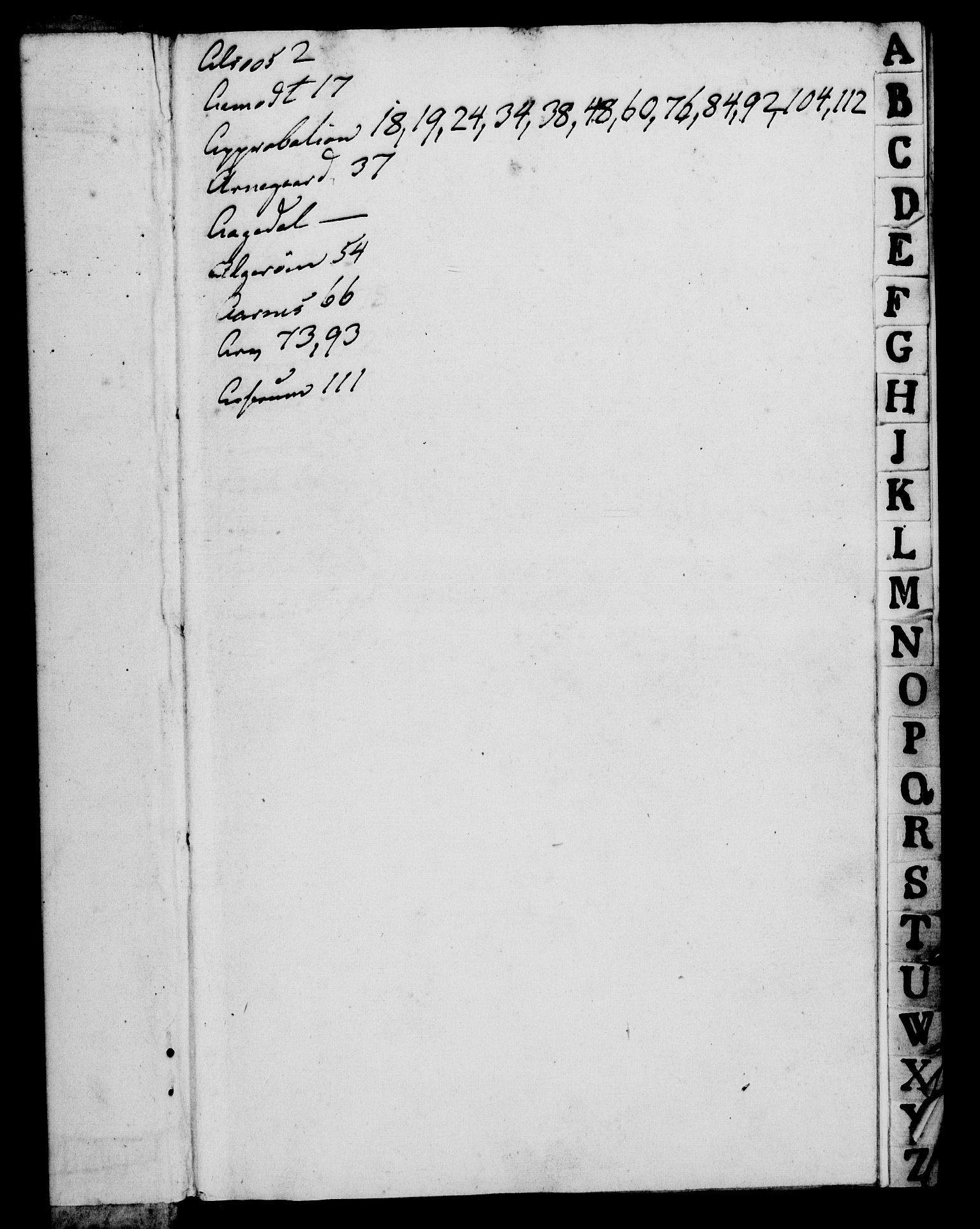 RA, Rentekammeret, Kammerkanselliet, G/Gf/Gfa/L0076: Norsk relasjons- og resolusjonsprotokoll (merket RK 52.76), 1794, s. 3