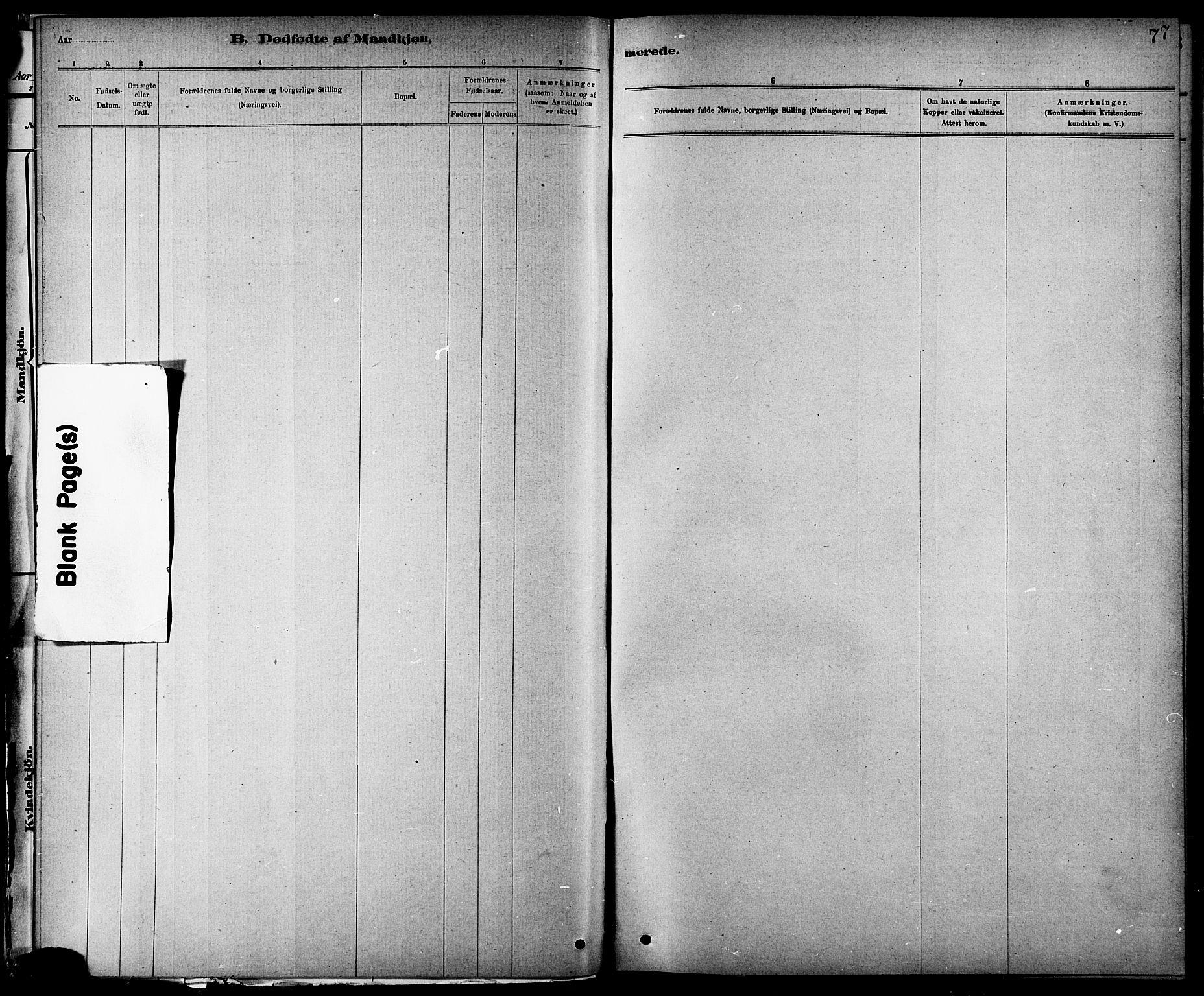 SAT, Ministerialprotokoller, klokkerbøker og fødselsregistre - Nord-Trøndelag, 744/L0423: Klokkerbok nr. 744C02, 1886-1905, s. 77