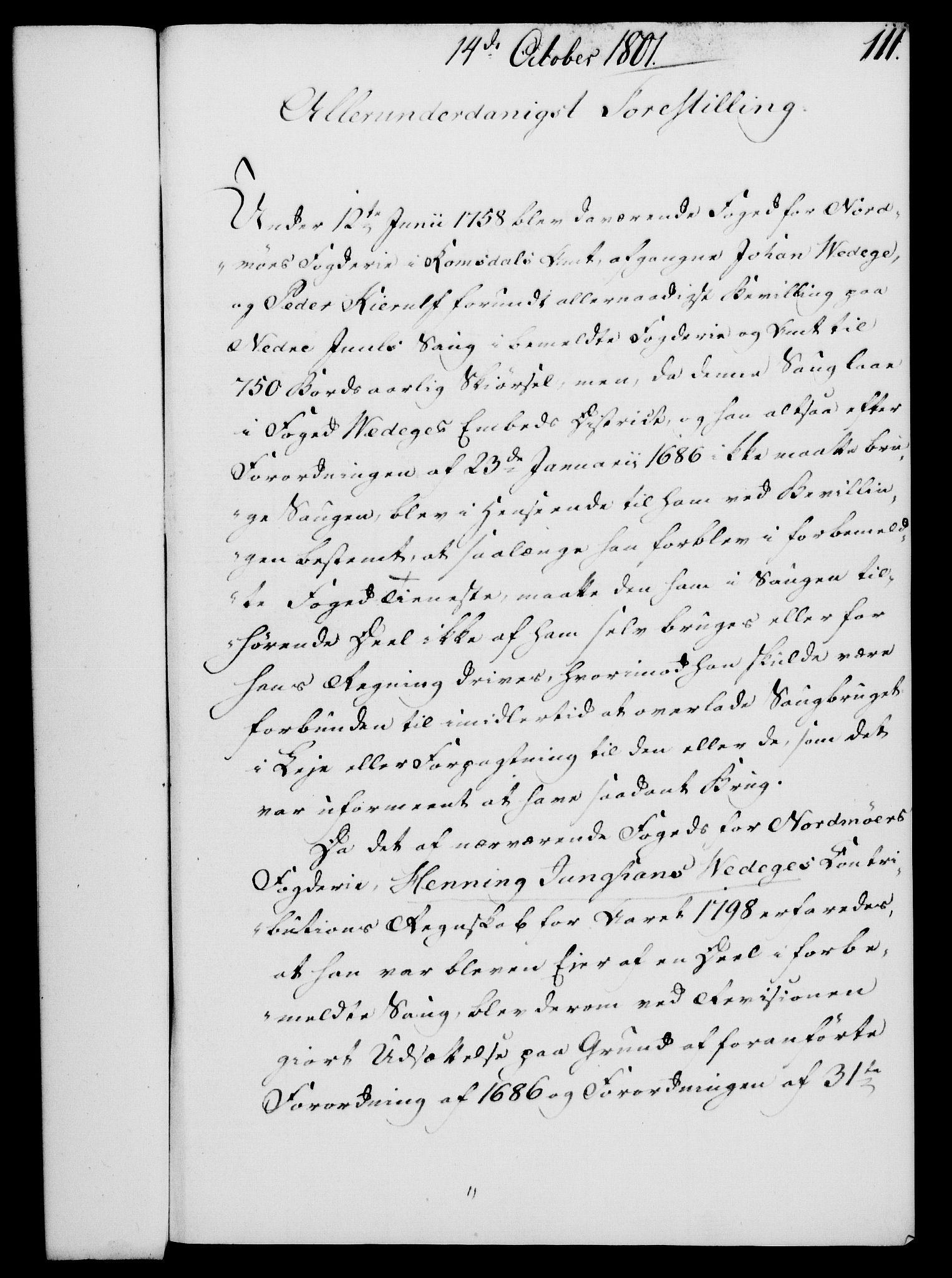 RA, Rentekammeret, Kammerkanselliet, G/Gf/Gfa/L0083: Norsk relasjons- og resolusjonsprotokoll (merket RK 52.83), 1801, s. 627
