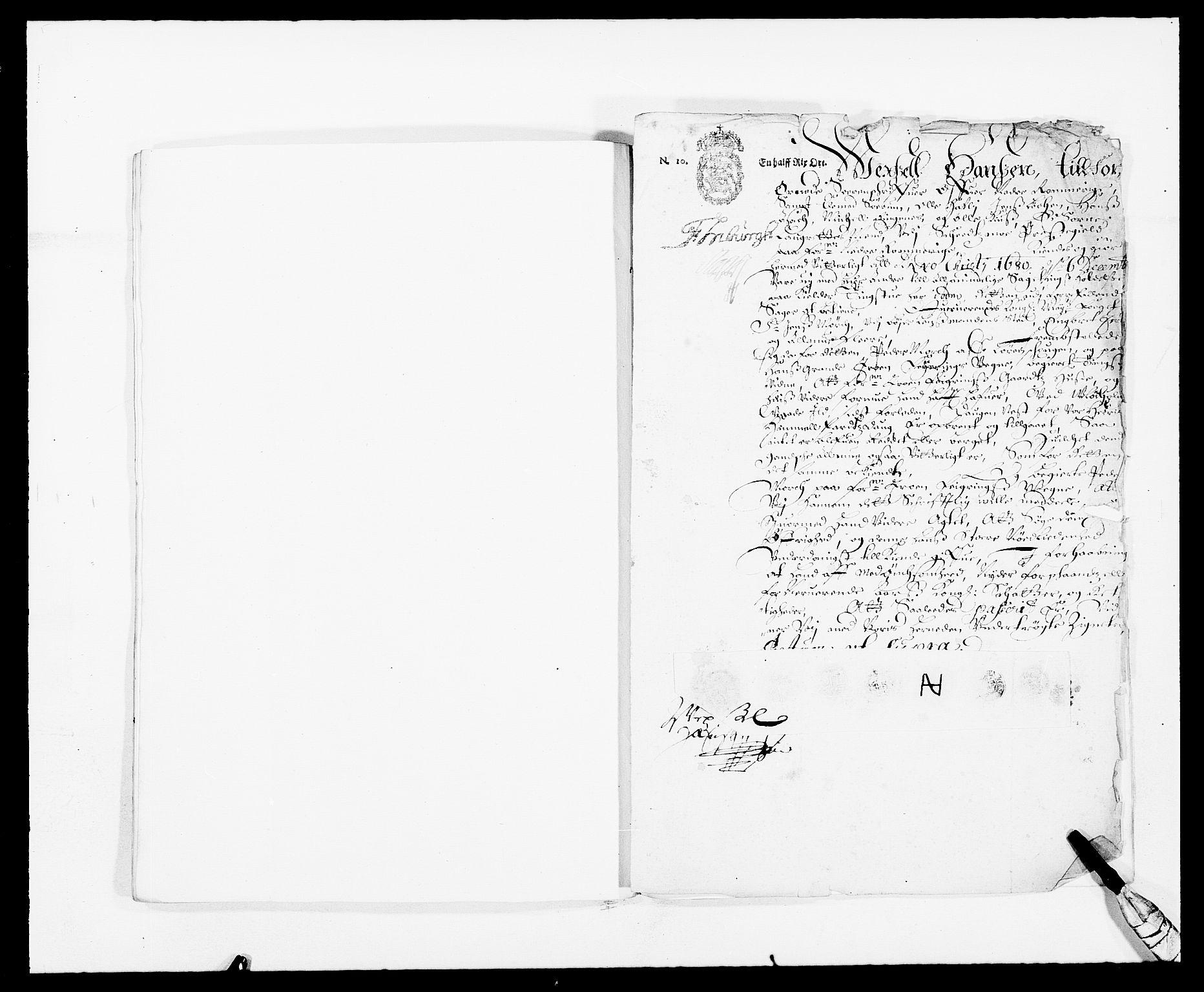 RA, Rentekammeret inntil 1814, Reviderte regnskaper, Fogderegnskap, R11/L0569: Fogderegnskap Nedre Romerike, 1680-1681, s. 238