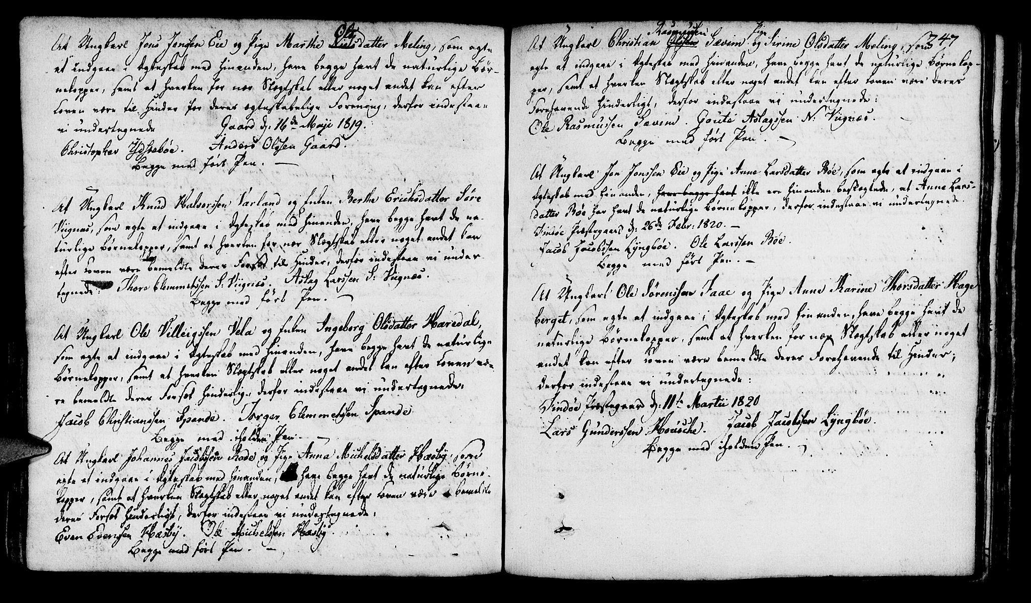 SAST, Finnøy sokneprestkontor, H/Ha/Haa/L0005: Ministerialbok nr. A 5, 1773-1816, s. 247