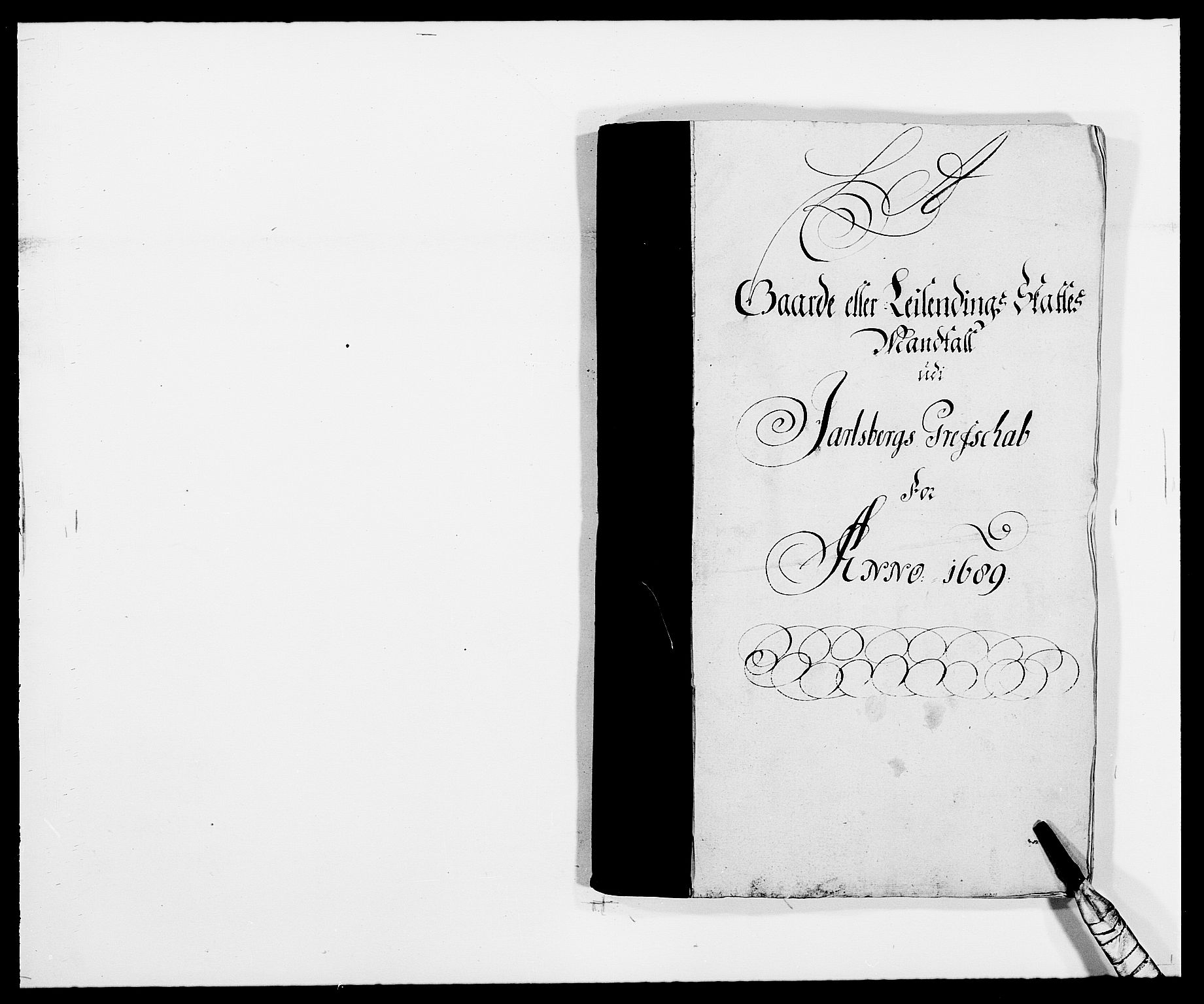 RA, Rentekammeret inntil 1814, Reviderte regnskaper, Fogderegnskap, R32/L1860: Fogderegnskap Jarlsberg grevskap, 1686-1690, s. 1