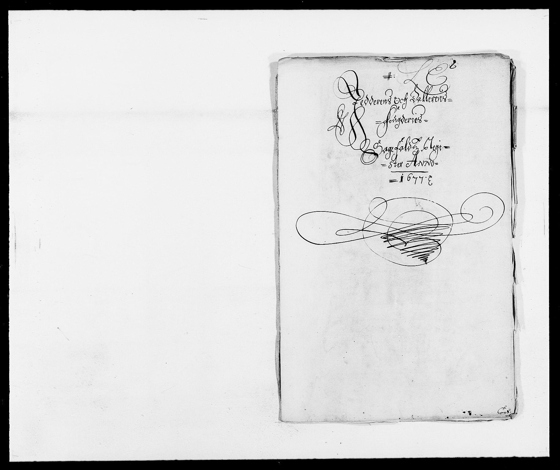RA, Rentekammeret inntil 1814, Reviderte regnskaper, Fogderegnskap, R46/L2717: Fogderegnskap Jæren og Dalane, 1677, s. 97