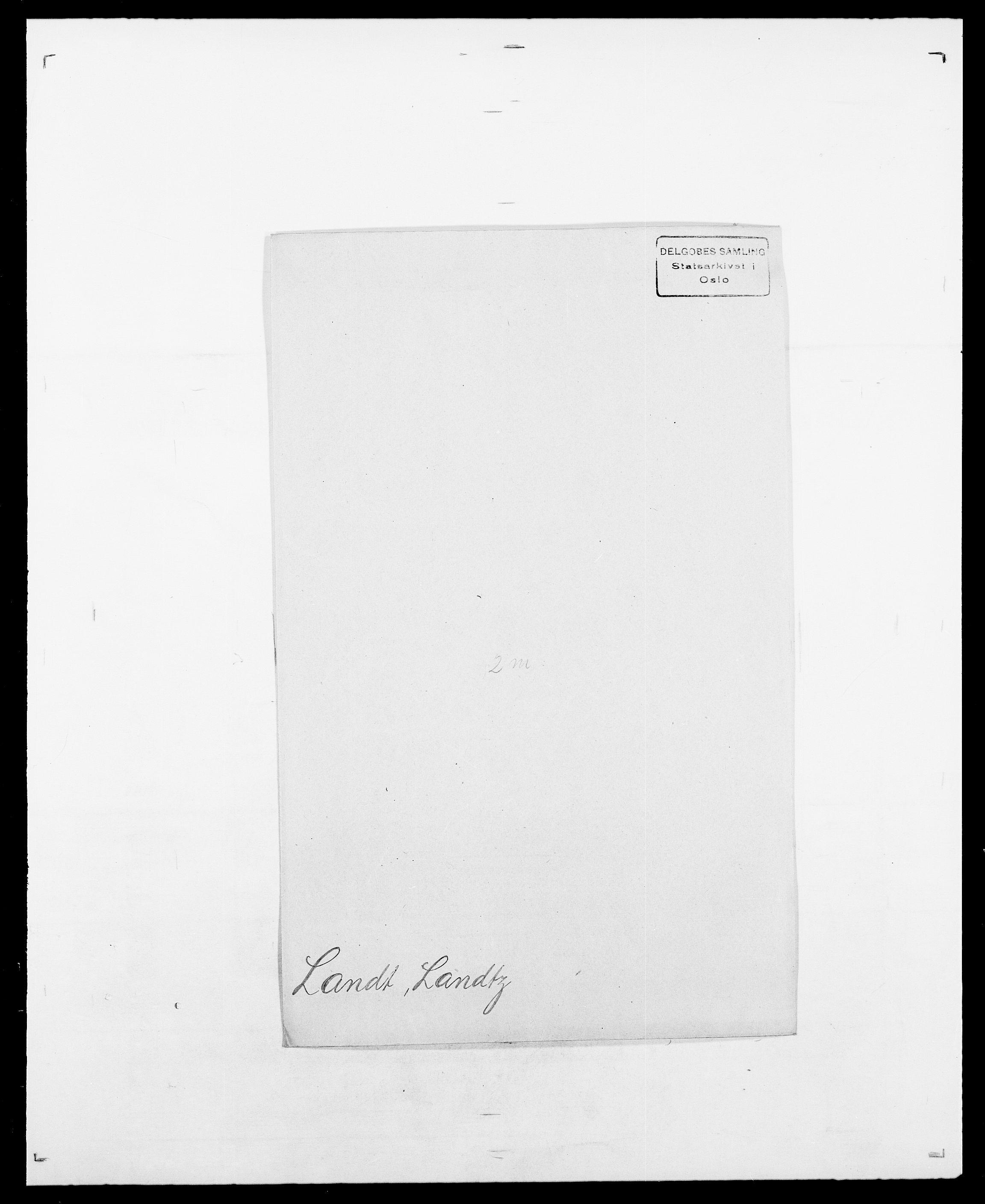 SAO, Delgobe, Charles Antoine - samling, D/Da/L0022: Krog - Lasteen, s. 546
