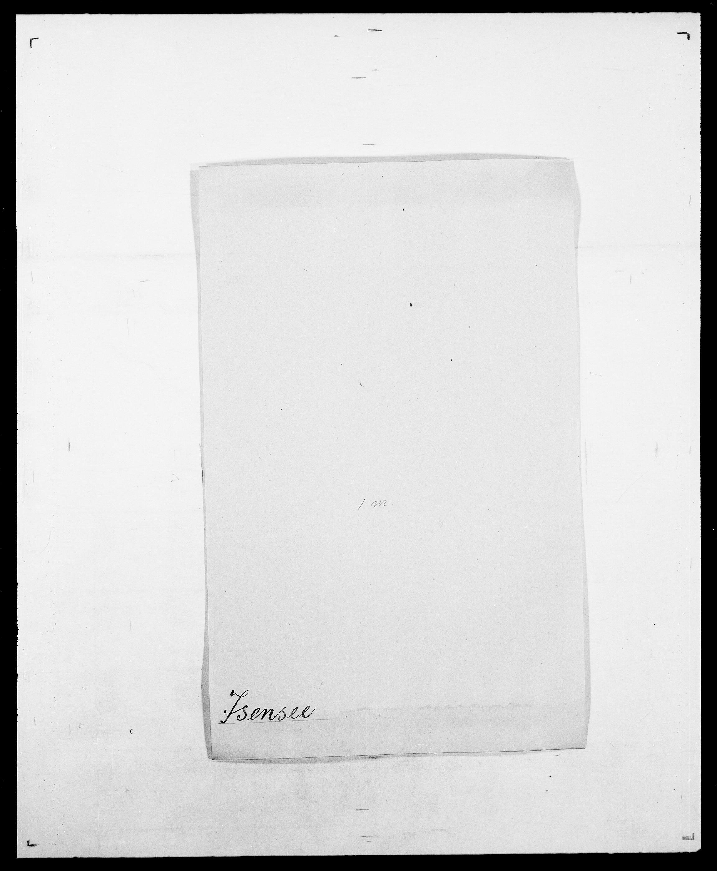 SAO, Delgobe, Charles Antoine - samling, D/Da/L0020: Irgens - Kjøsterud, s. 64