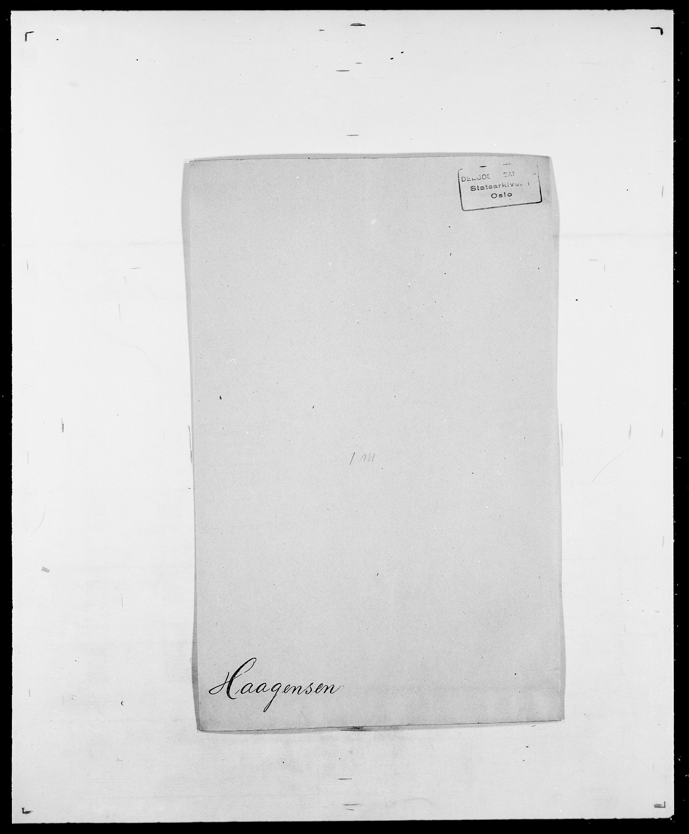 SAO, Delgobe, Charles Antoine - samling, D/Da/L0015: Grodtshilling - Halvorsæth, s. 574