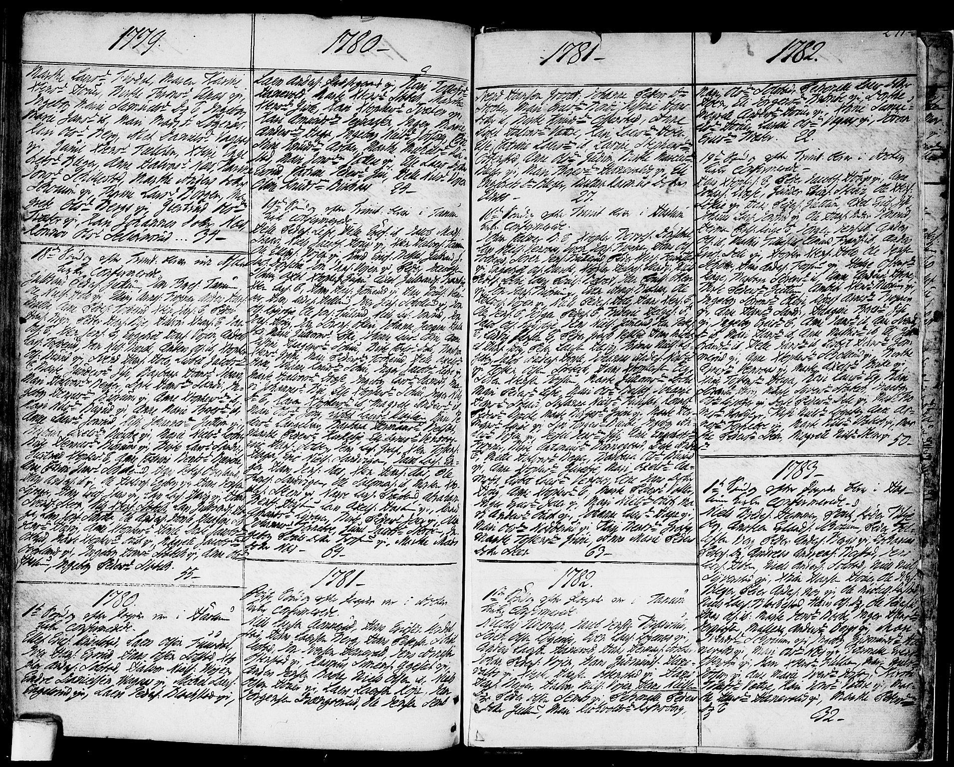 SAO, Asker prestekontor Kirkebøker, F/Fa/L0003: Ministerialbok nr. I 3, 1767-1807, s. 271