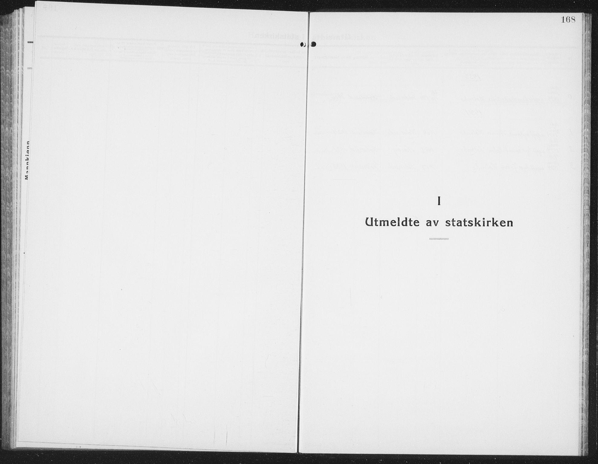 SAT, Ministerialprotokoller, klokkerbøker og fødselsregistre - Nord-Trøndelag, 780/L0654: Klokkerbok nr. 780C06, 1928-1942, s. 168
