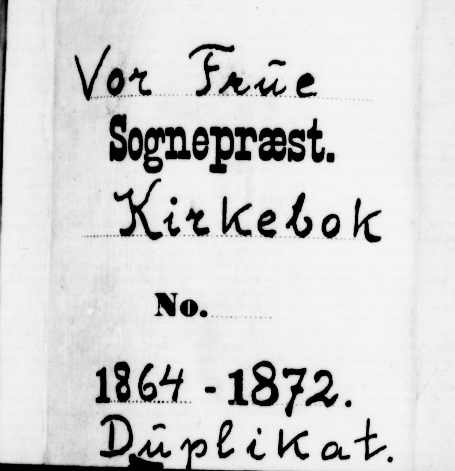 SAT, Ministerialprotokoller, klokkerbøker og fødselsregistre - Sør-Trøndelag, 602/L0140: Klokkerbok nr. 602C08, 1864-1872