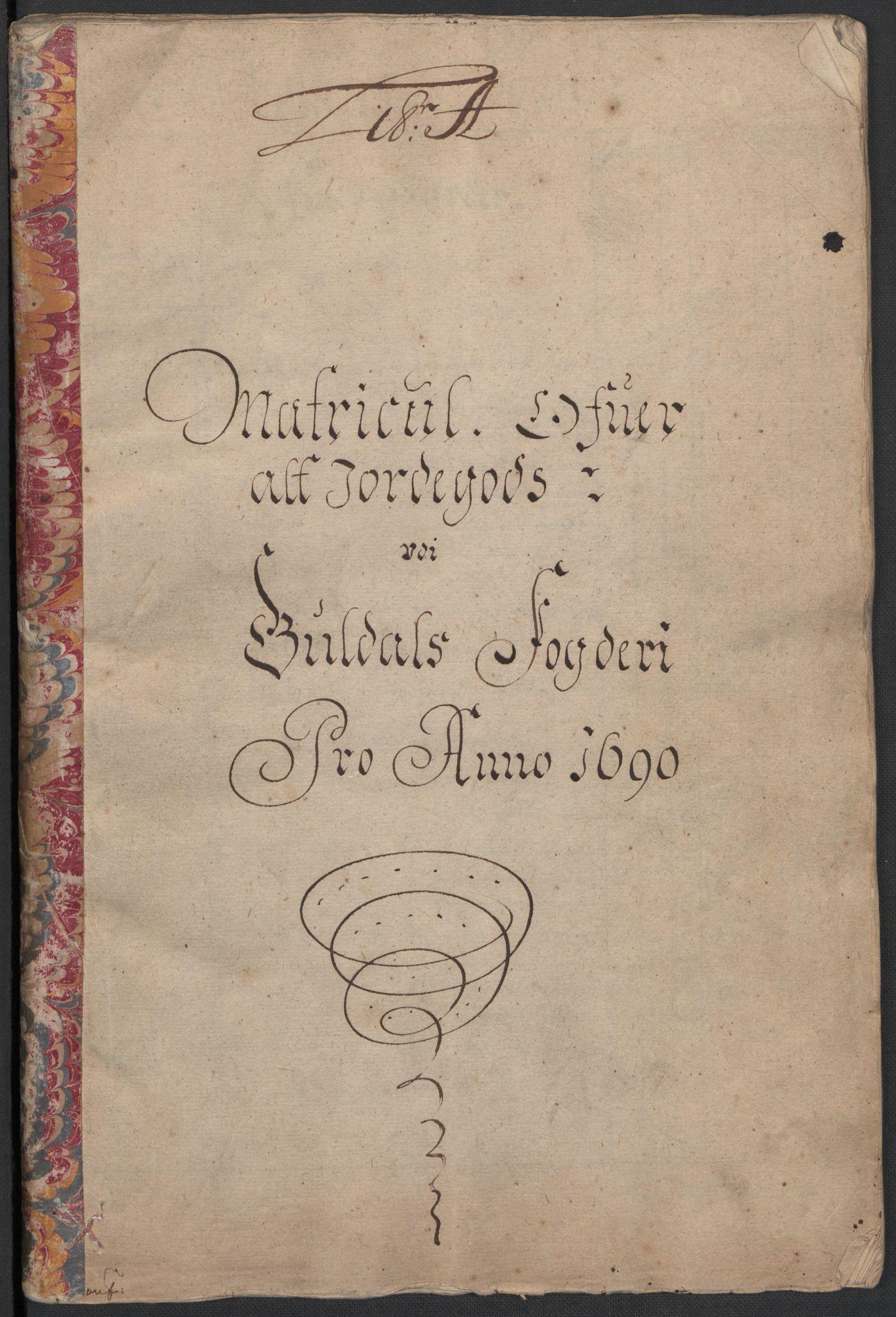 RA, Rentekammeret inntil 1814, Reviderte regnskaper, Fogderegnskap, R59/L3940: Fogderegnskap Gauldal, 1689-1690, s. 193