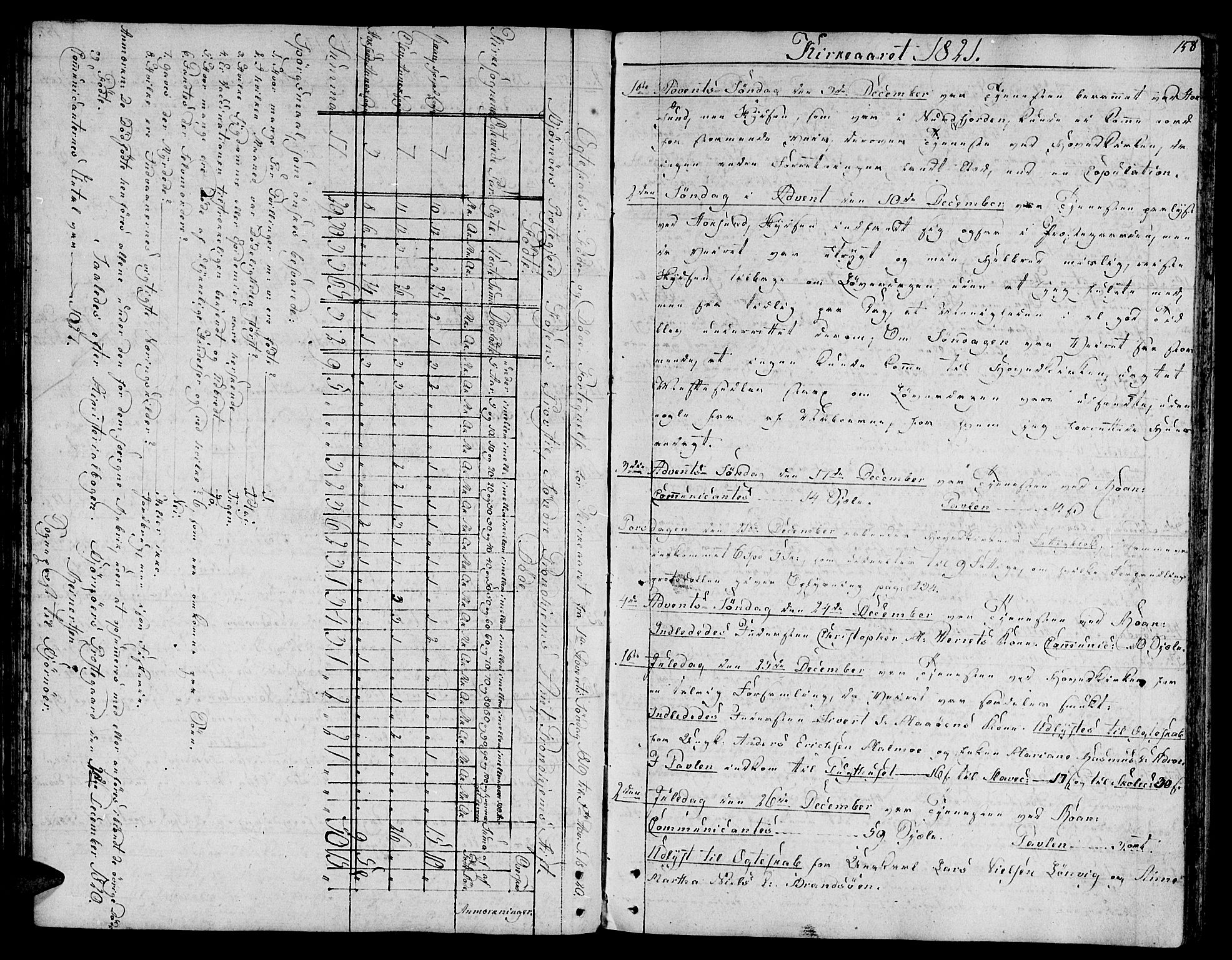 SAT, Ministerialprotokoller, klokkerbøker og fødselsregistre - Sør-Trøndelag, 657/L0701: Ministerialbok nr. 657A02, 1802-1831, s. 158a