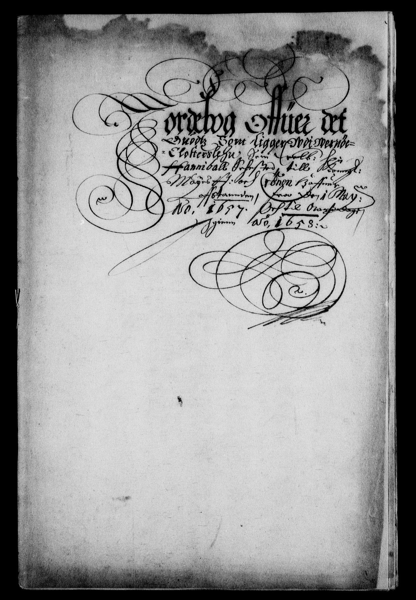 RA, Rentekammeret inntil 1814, Realistisk ordnet avdeling, On/L0007: [Jj 8]: Jordebøker og dokumenter innlevert til kongelig kommisjon 1672: Verne klosters gods, 1658-1672, s. 11