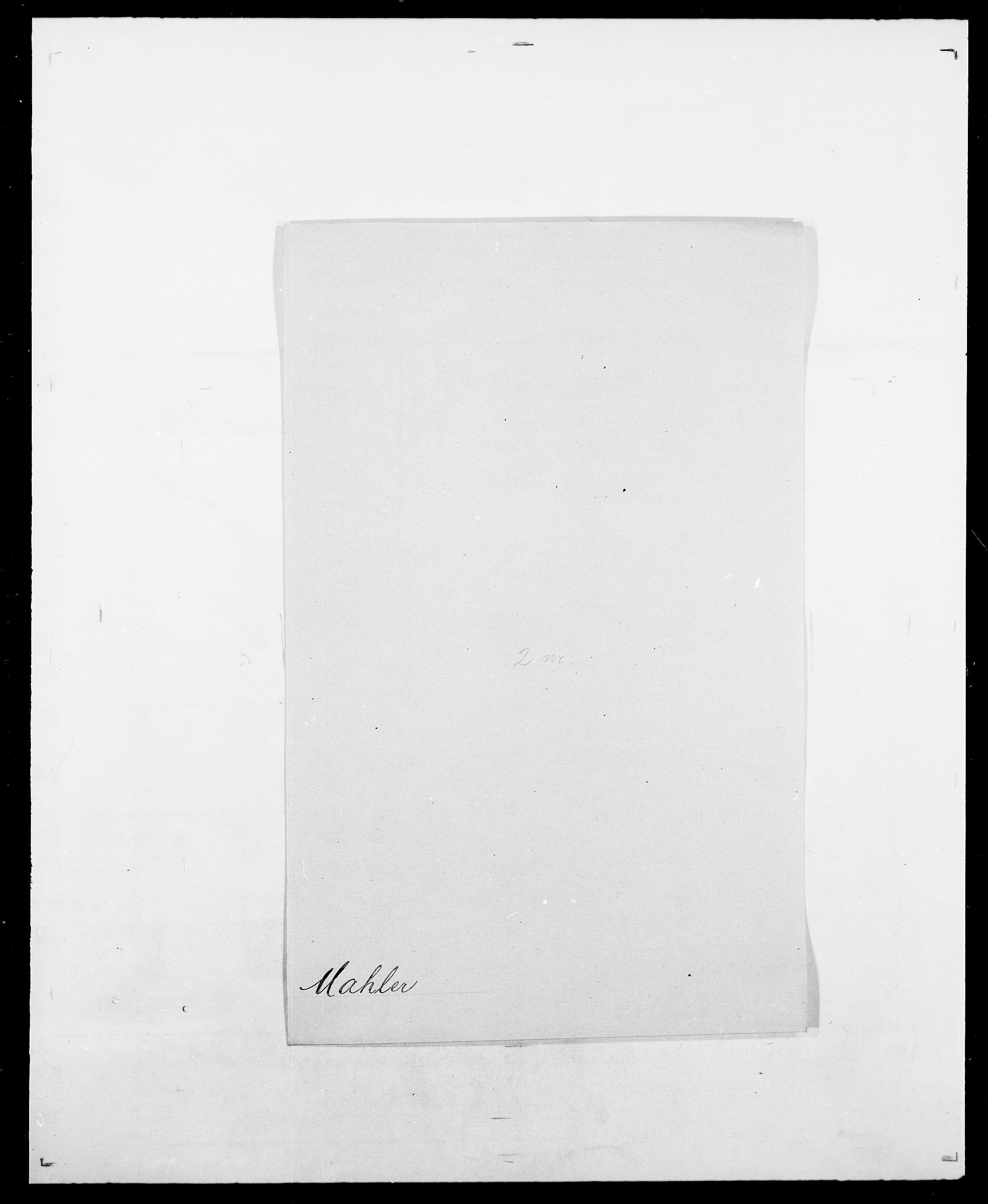 SAO, Delgobe, Charles Antoine - samling, D/Da/L0025: Løberg - Mazar, s. 234