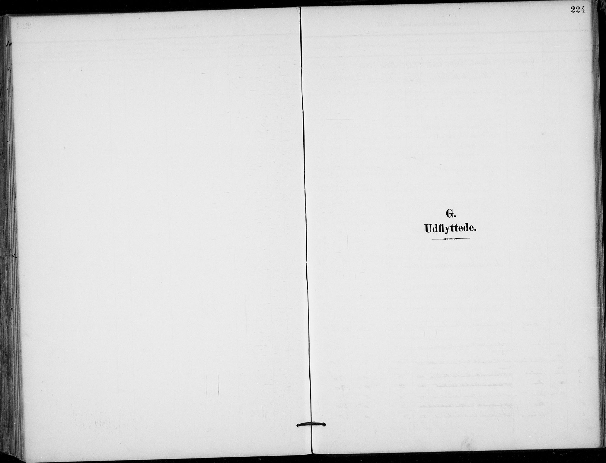 SAKO, Siljan kirkebøker, F/Fa/L0003: Ministerialbok nr. 3, 1896-1910, s. 224