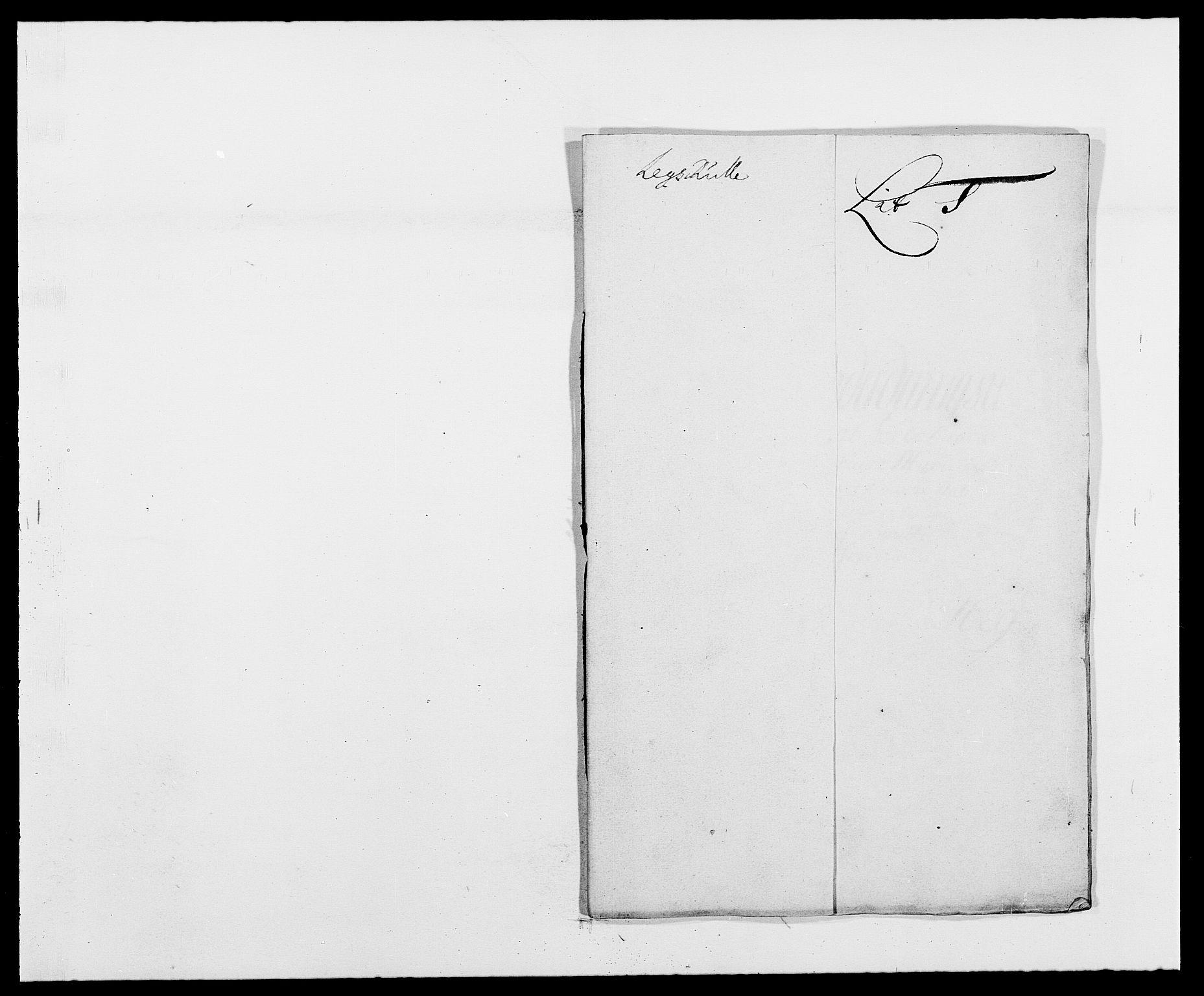 RA, Rentekammeret inntil 1814, Reviderte regnskaper, Fogderegnskap, R34/L2050: Fogderegnskap Bamble, 1688-1691, s. 331