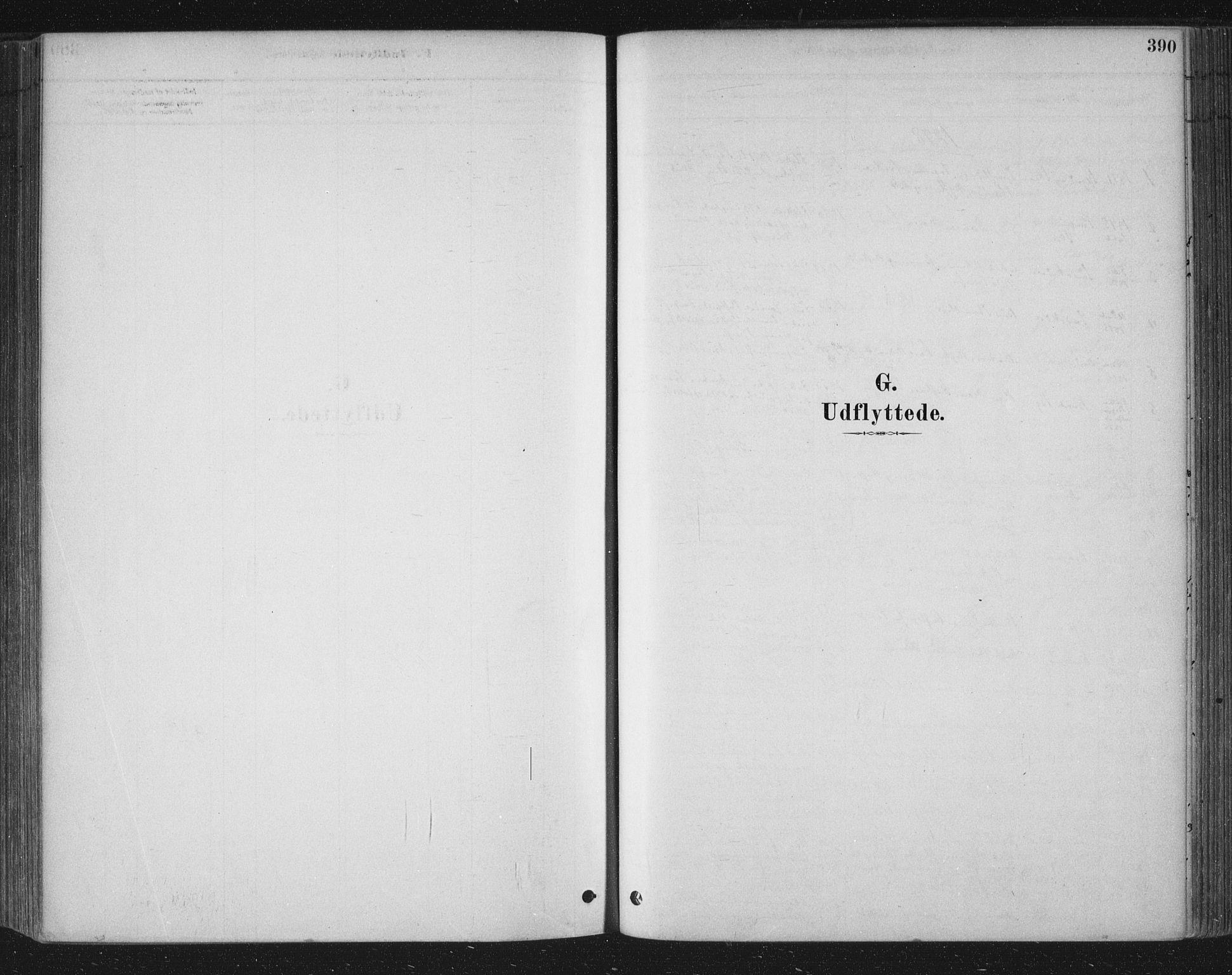 SAKO, Bamble kirkebøker, F/Fa/L0007: Ministerialbok nr. I 7, 1878-1888, s. 390
