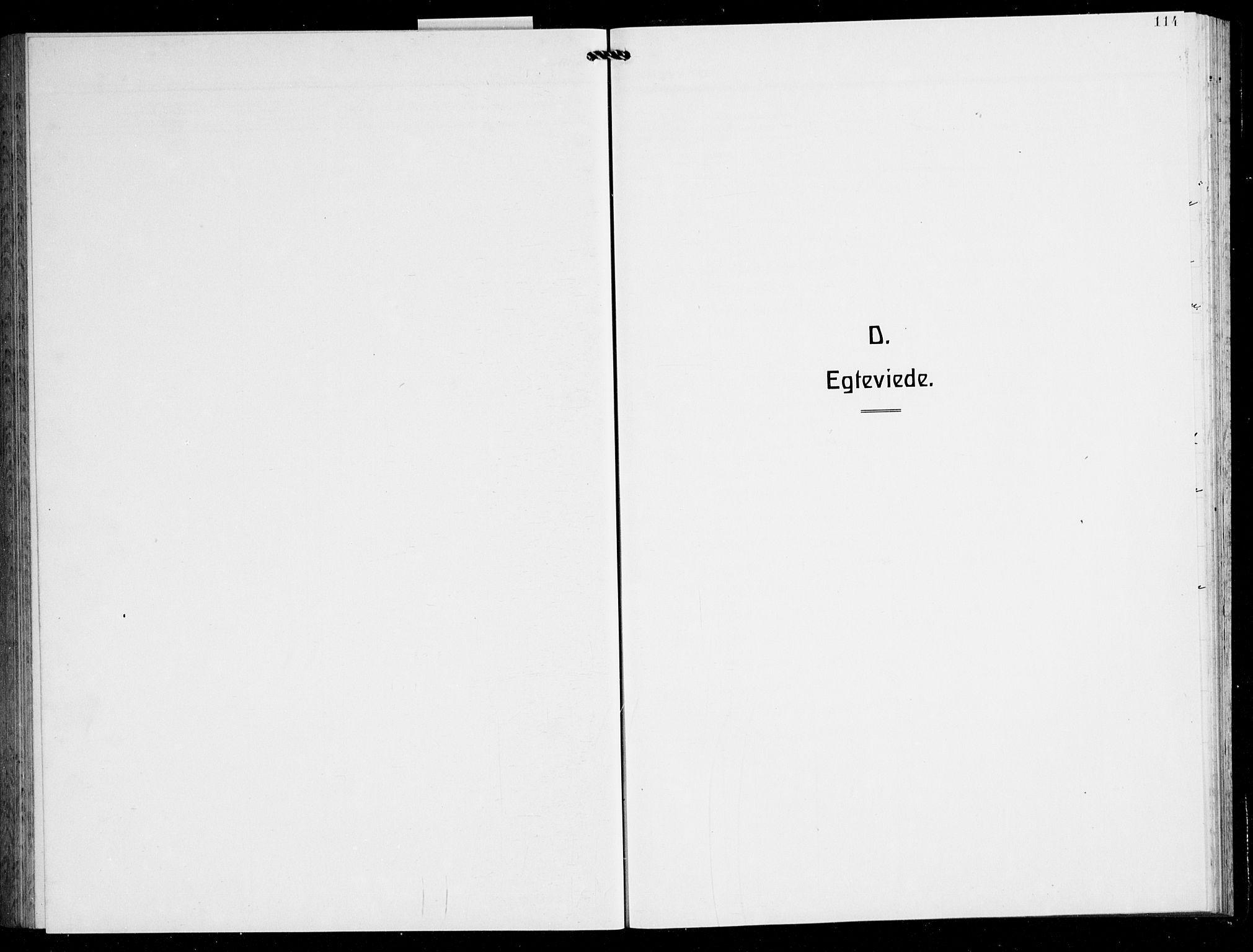 SAB, Finnås sokneprestembete, H/Ha/Hab/Haba/L0005: Klokkerbok nr. A 5, 1924-1945, s. 114