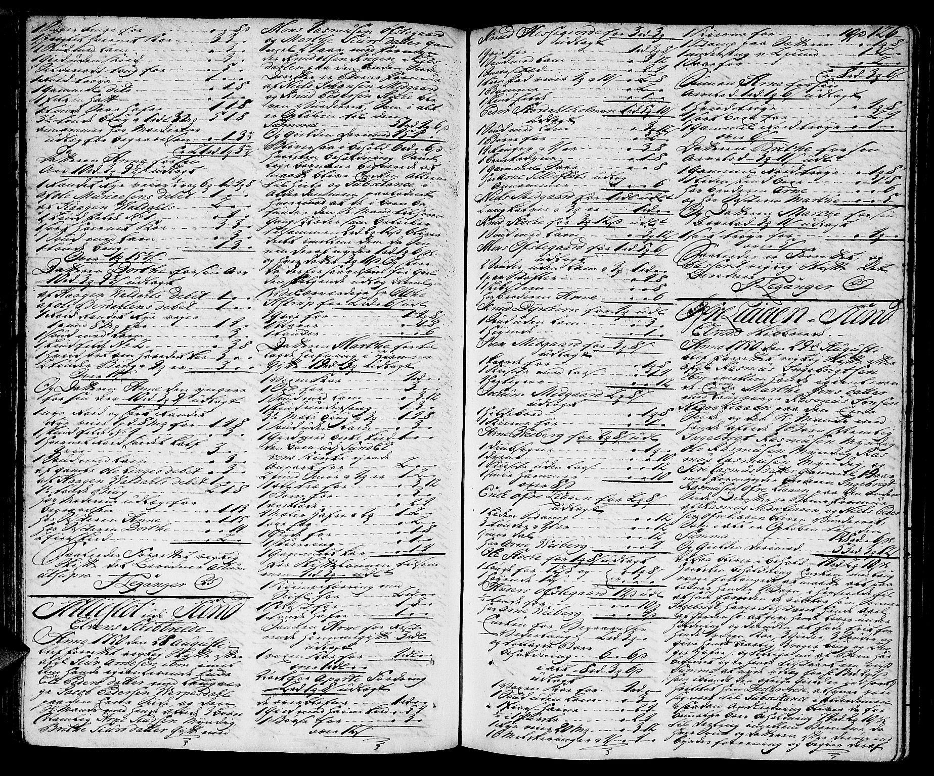SAT, Sunnmøre sorenskriveri, 3/3A/L0017: Skifteprotokoll 13A, 1749-1753, s. 125b-126a