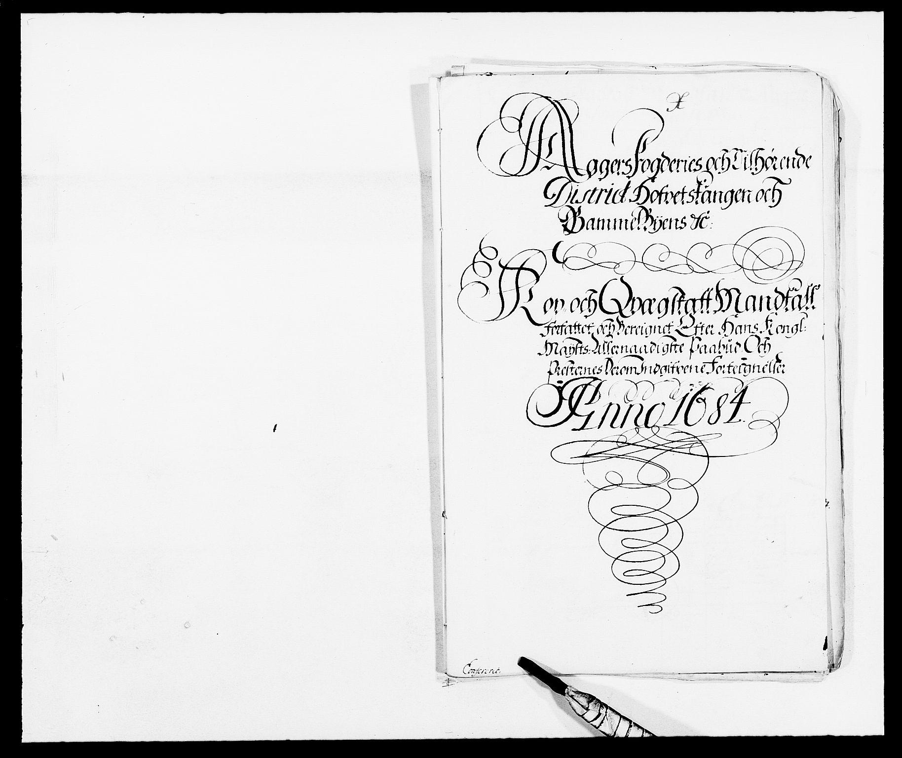 RA, Rentekammeret inntil 1814, Reviderte regnskaper, Fogderegnskap, R08/L0421: Fogderegnskap Aker, 1682-1683, s. 94