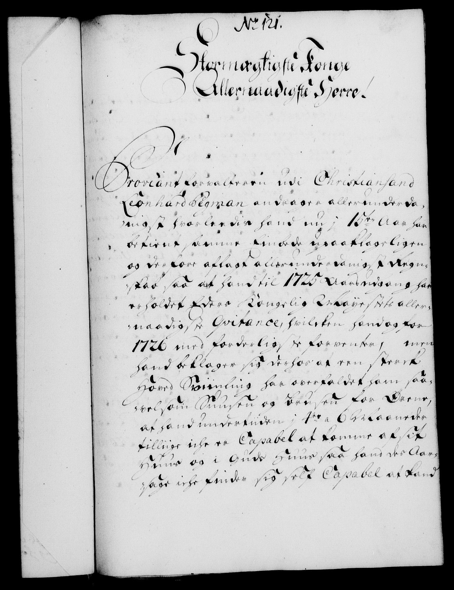 RA, Rentekammeret, Kammerkanselliet, G/Gf/Gfa/L0010: Norsk relasjons- og resolusjonsprotokoll (merket RK 52.10), 1727, s. 931