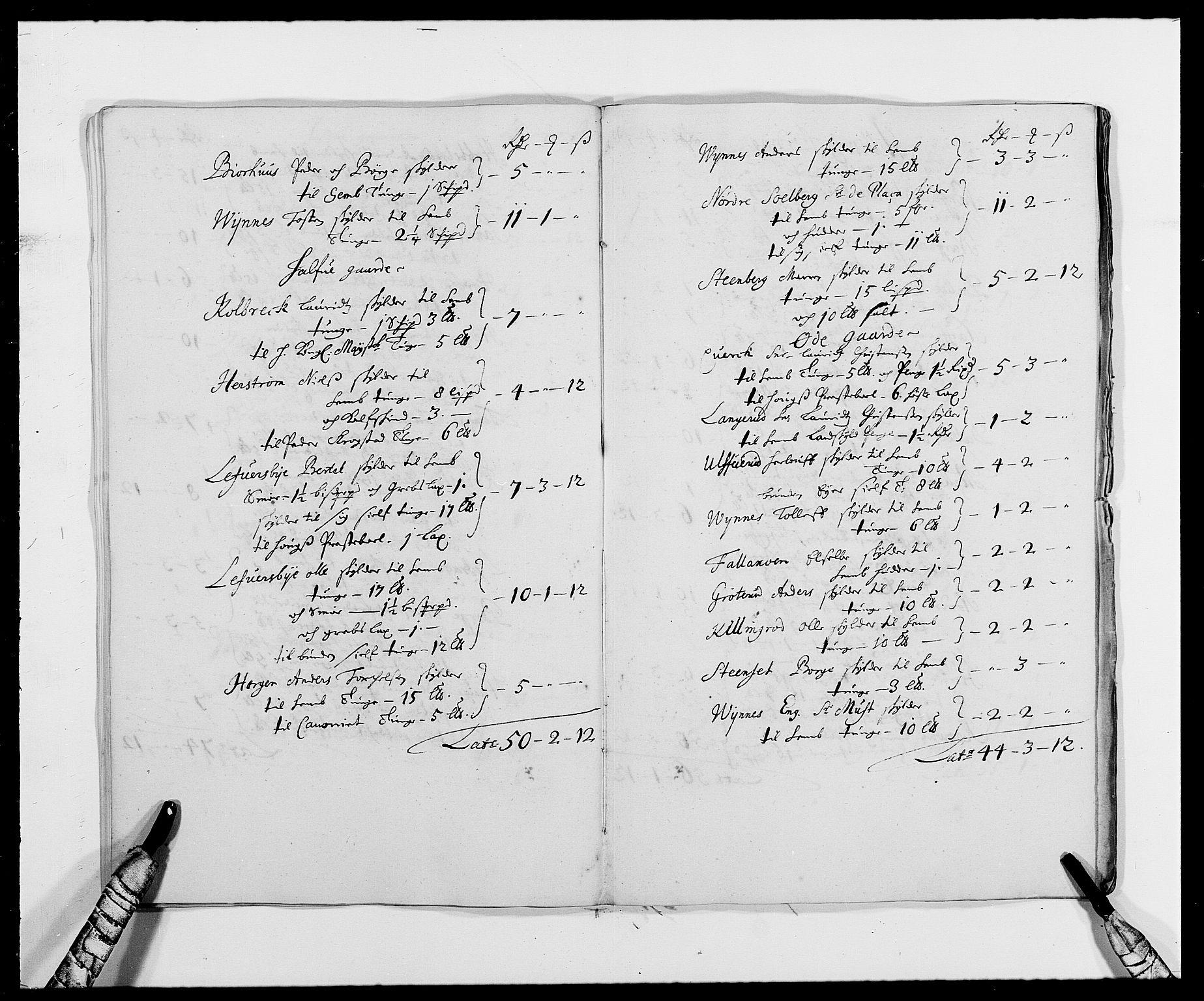 RA, Rentekammeret inntil 1814, Reviderte regnskaper, Fogderegnskap, R26/L1685: Fogderegnskap Eiker, 1679-1686, s. 172