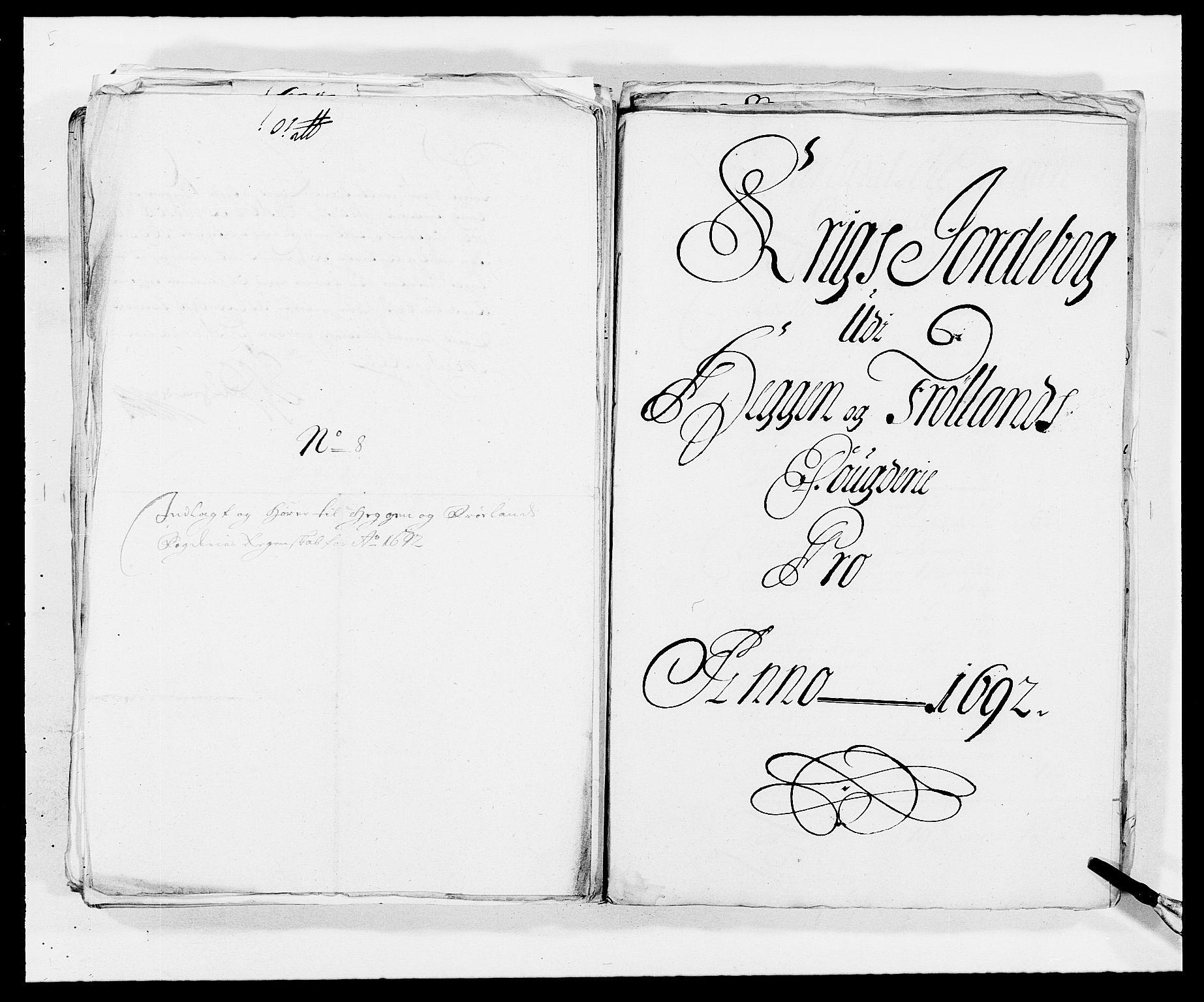 RA, Rentekammeret inntil 1814, Reviderte regnskaper, Fogderegnskap, R06/L0283: Fogderegnskap Heggen og Frøland, 1691-1693, s. 267