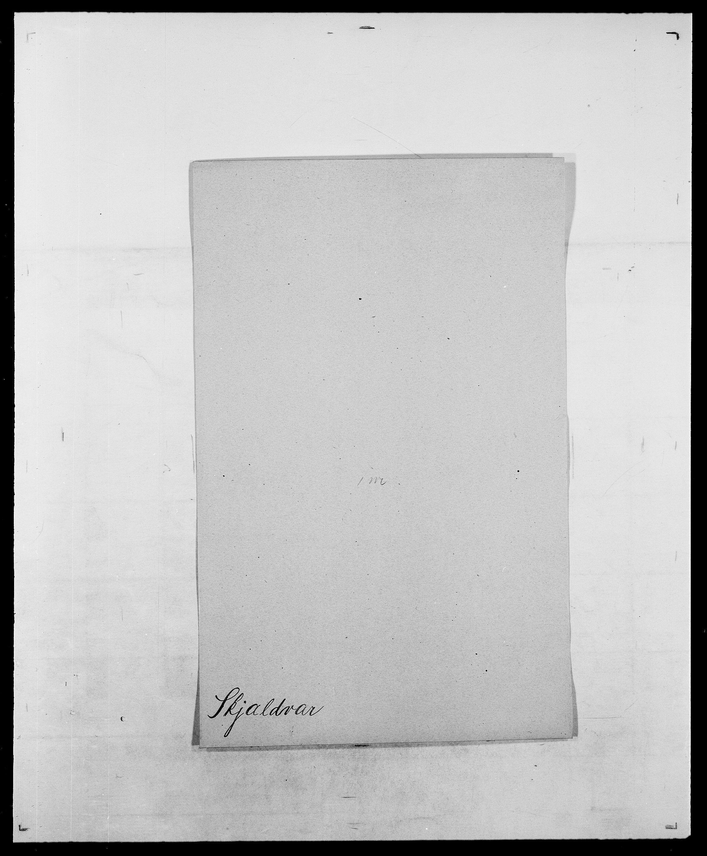 SAO, Delgobe, Charles Antoine - samling, D/Da/L0036: Skaanør - Staverskov, s. 51