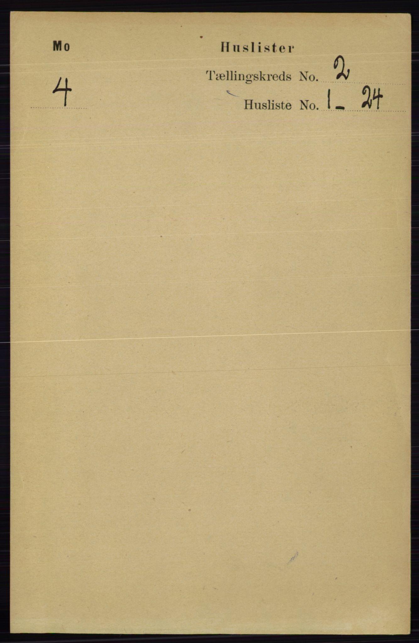 RA, Folketelling 1891 for 0832 Mo herred, 1891, s. 505