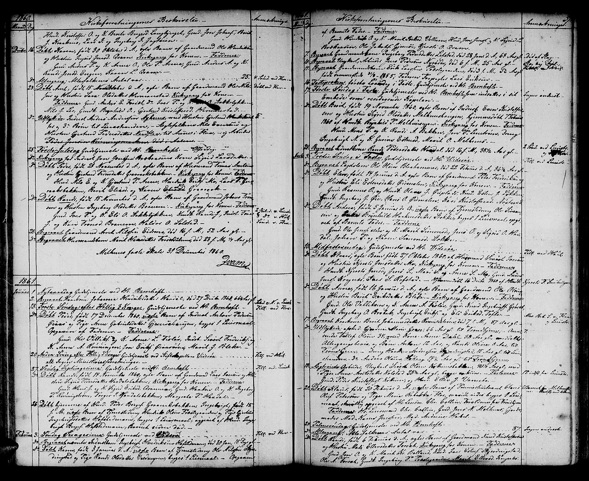 SAT, Ministerialprotokoller, klokkerbøker og fødselsregistre - Sør-Trøndelag, 691/L1093: Klokkerbok nr. 691C04, 1852-1879, s. 57