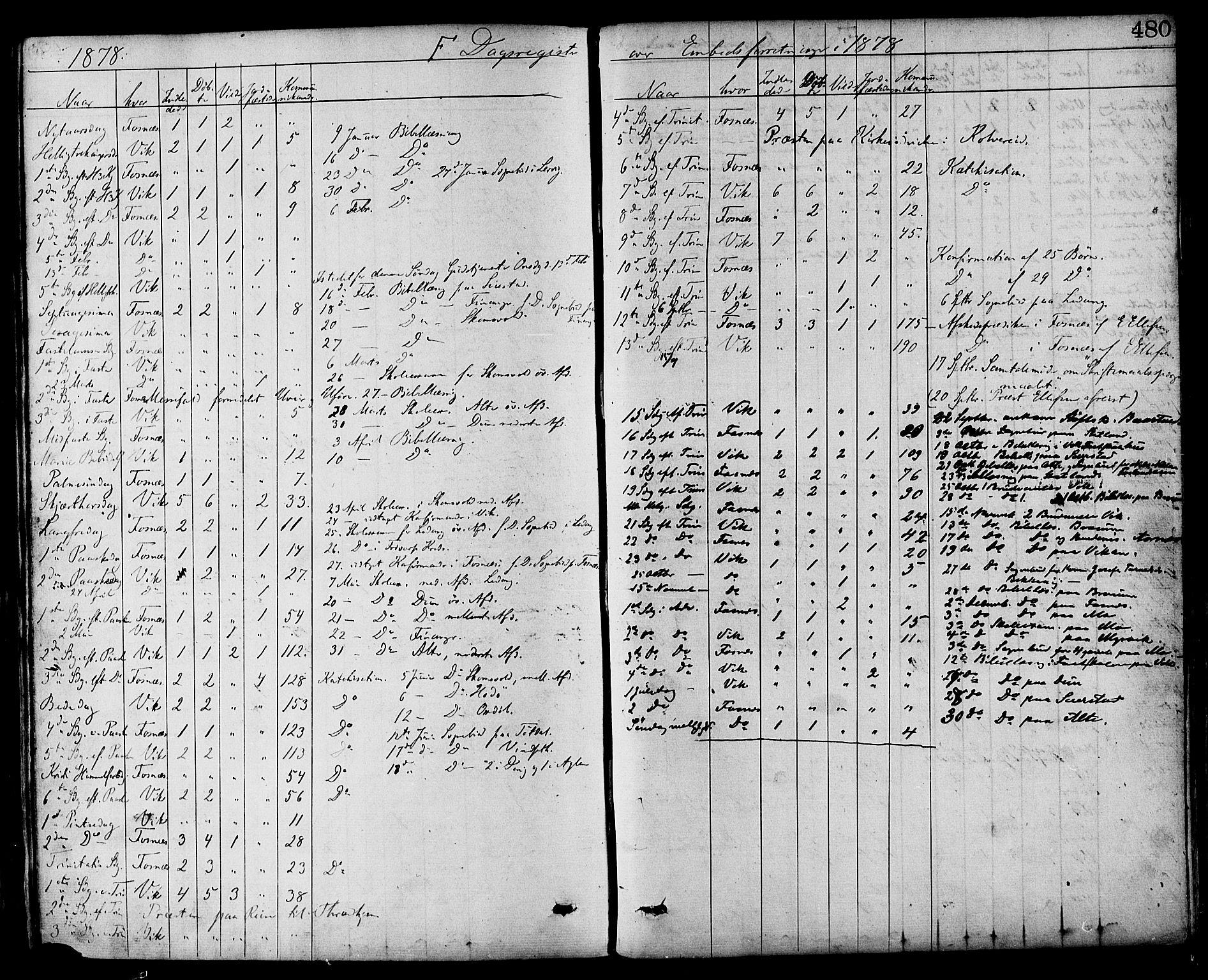 SAT, Ministerialprotokoller, klokkerbøker og fødselsregistre - Nord-Trøndelag, 773/L0616: Ministerialbok nr. 773A07, 1870-1887, s. 480