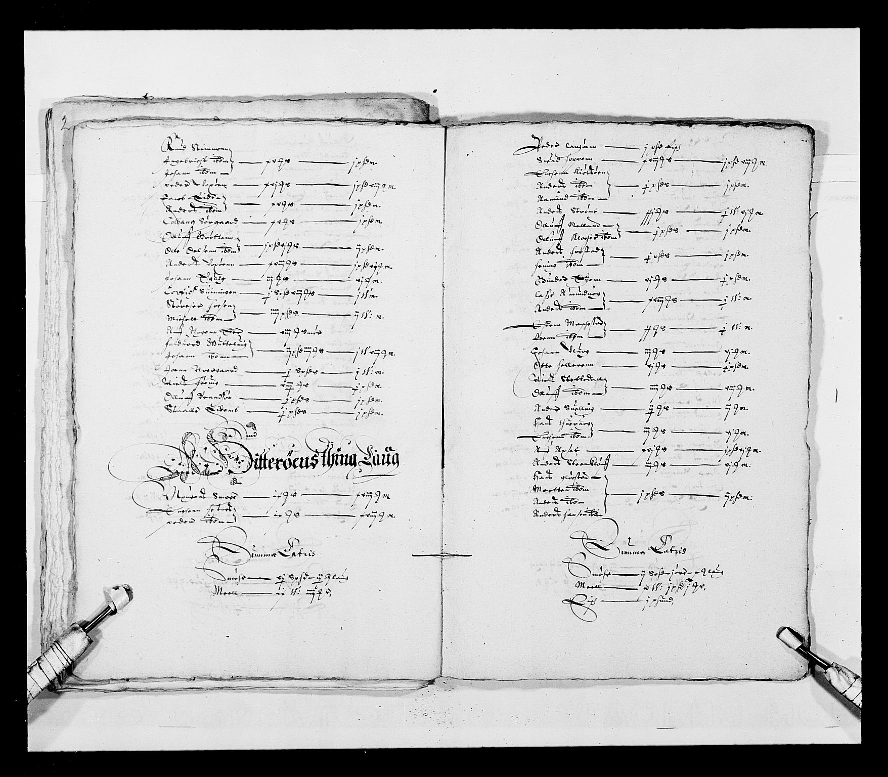 RA, Stattholderembetet 1572-1771, Ek/L0028: Jordebøker 1633-1658:, 1645-1646, s. 61