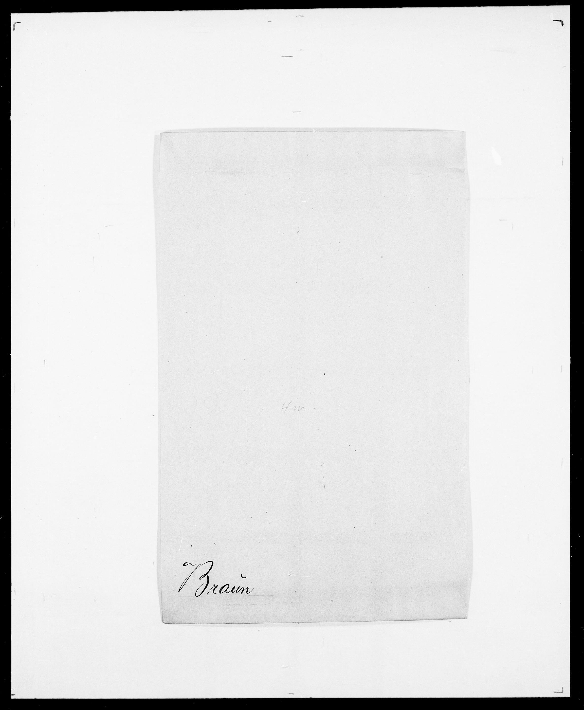 SAO, Delgobe, Charles Antoine - samling, D/Da/L0006: Brambani - Brønø, s. 199