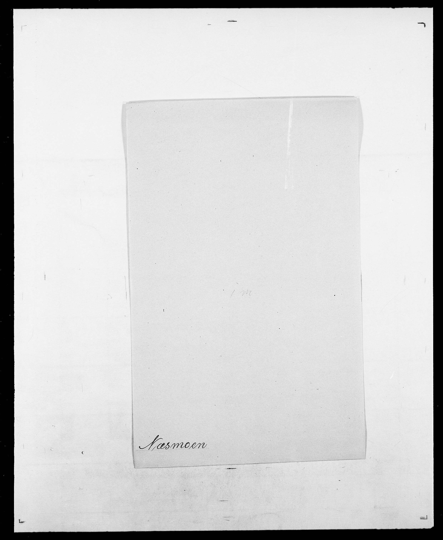 SAO, Delgobe, Charles Antoine - samling, D/Da/L0028: Naaden - Nøvik, s. 605