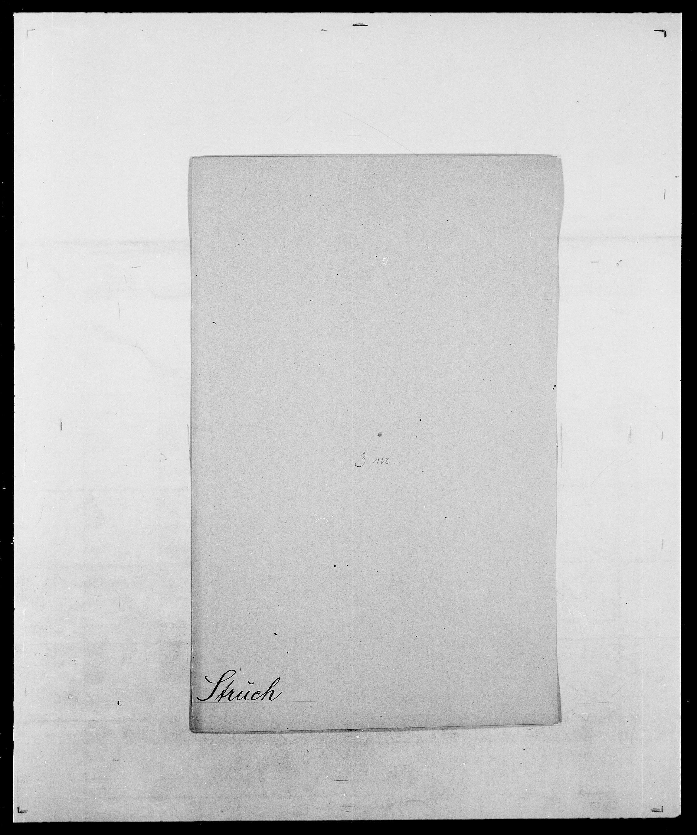 SAO, Delgobe, Charles Antoine - samling, D/Da/L0037: Steen, Sthen, Stein - Svare, Svanige, Svanne, se også Svanning og Schwane, s. 611