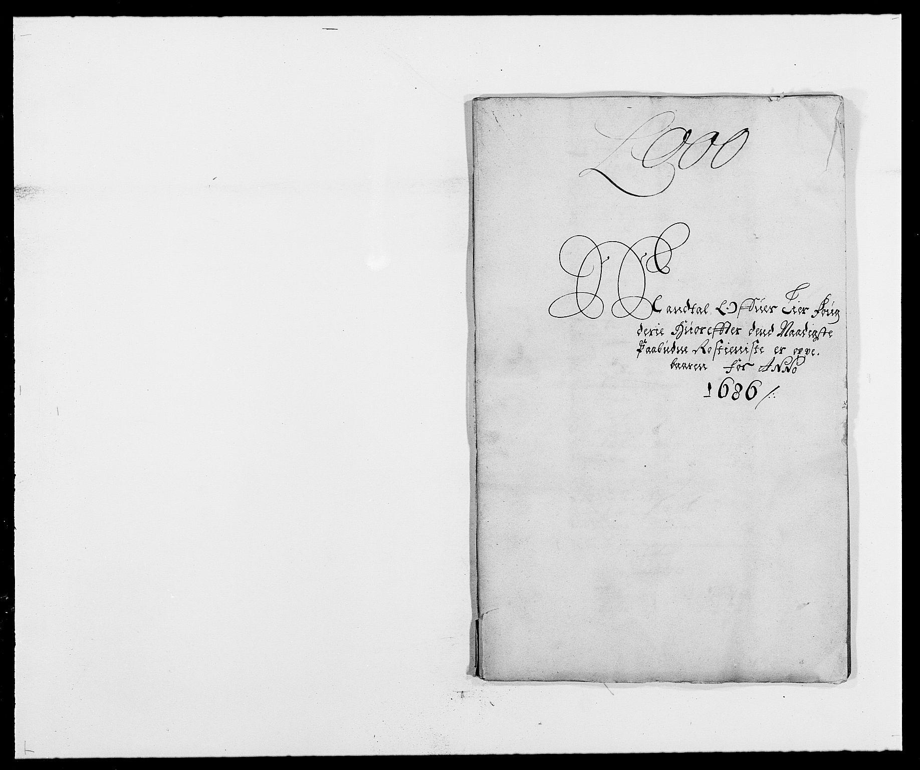 RA, Rentekammeret inntil 1814, Reviderte regnskaper, Fogderegnskap, R27/L1687: Fogderegnskap Lier, 1678-1686, s. 283