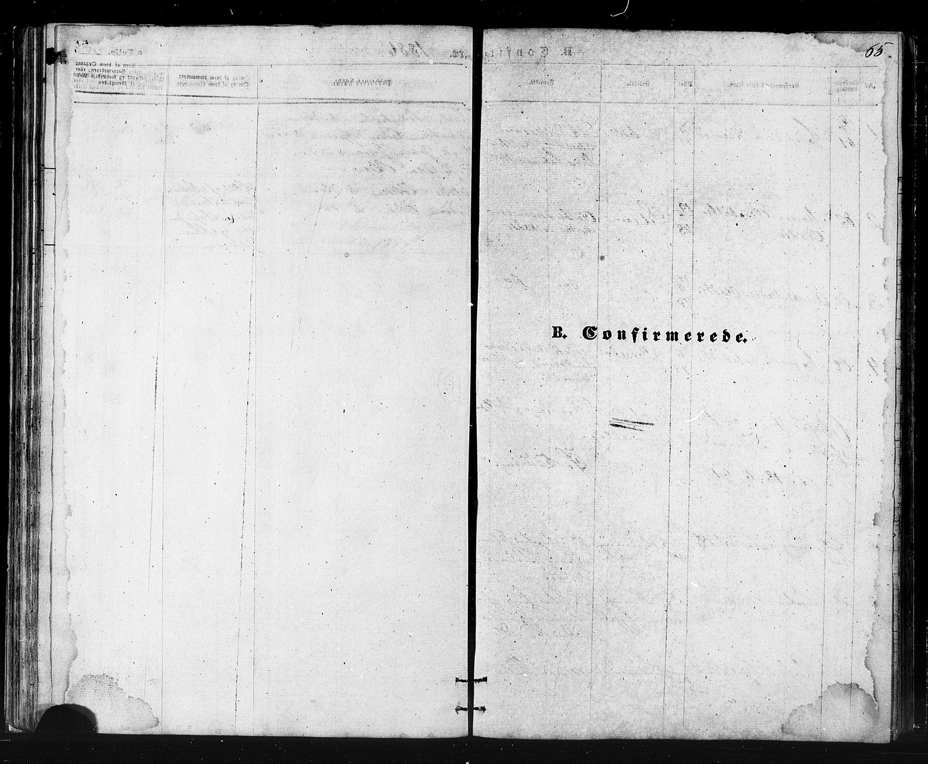 SATØ, Måsøy sokneprestkontor, H/Ha/L0006kirke: Ministerialbok nr. 6, 1861-1886, s. 65
