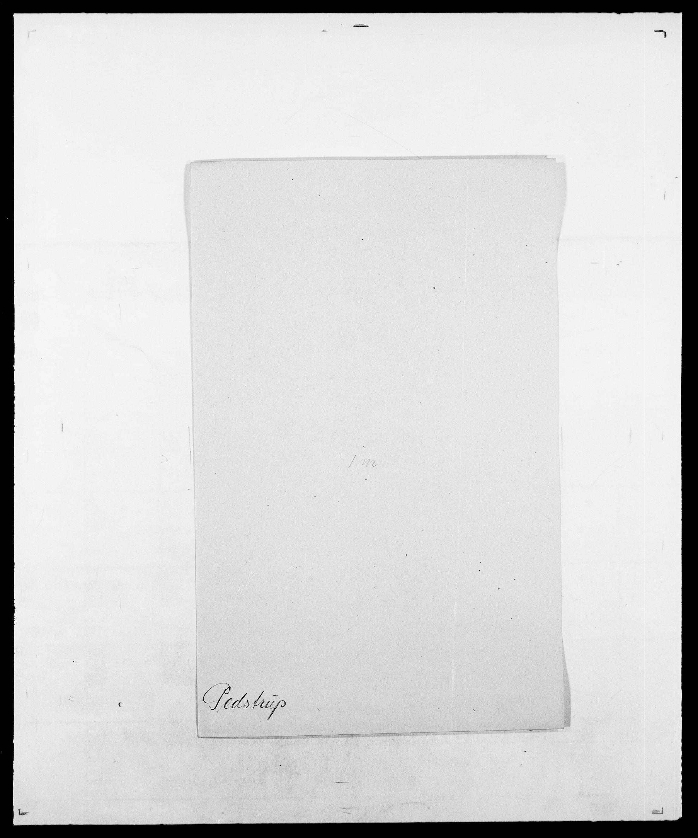 SAO, Delgobe, Charles Antoine - samling, D/Da/L0030: Paars - Pittelkov, s. 310