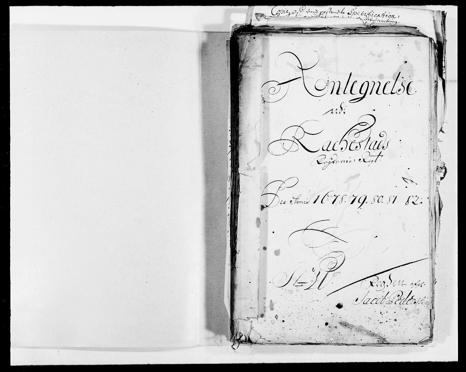 RA, Rentekammeret inntil 1814, Reviderte regnskaper, Fogderegnskap, R05/L0273: Fogderegnskap Rakkestad, 1682, s. 208