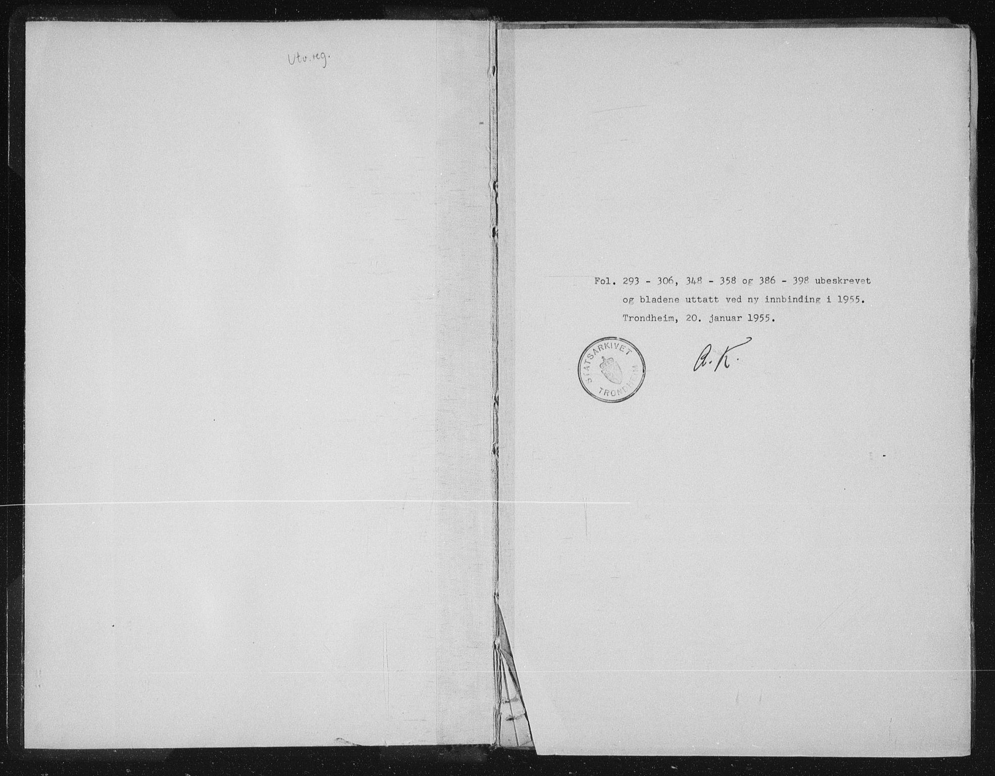 SAT, Ministerialprotokoller, klokkerbøker og fødselsregistre - Nord-Trøndelag, 741/L0392: Ministerialbok nr. 741A06, 1836-1848