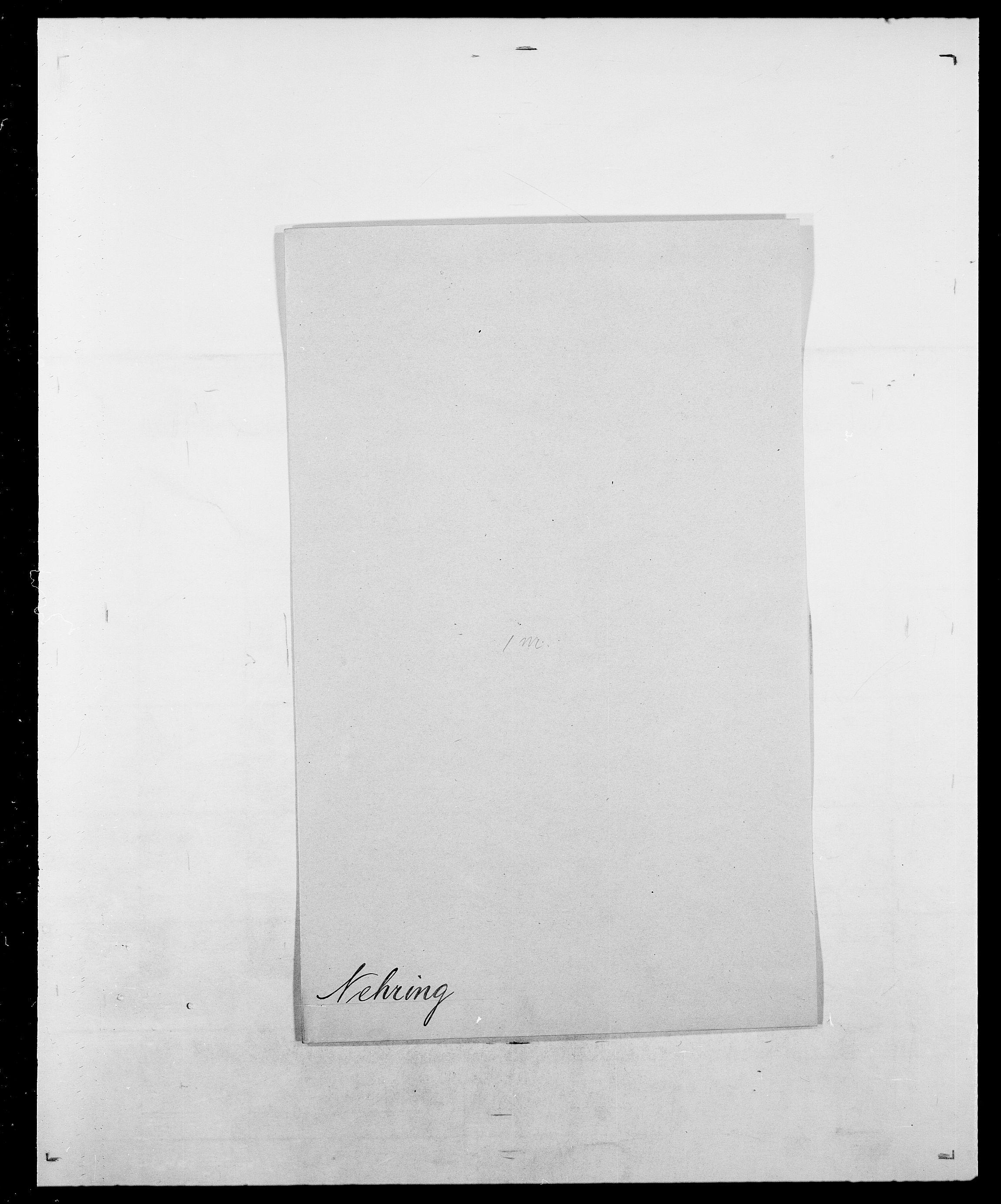 SAO, Delgobe, Charles Antoine - samling, D/Da/L0028: Naaden - Nøvik, s. 96
