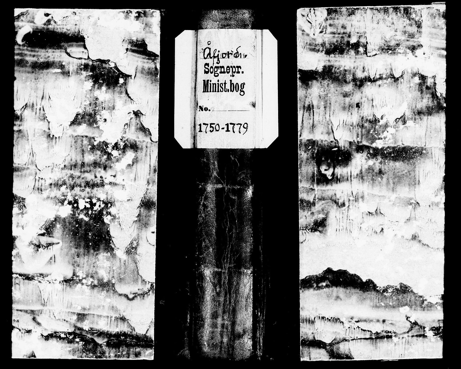 SAT, Ministerialprotokoller, klokkerbøker og fødselsregistre - Sør-Trøndelag, 655/L0672: Ministerialbok nr. 655A01, 1750-1779