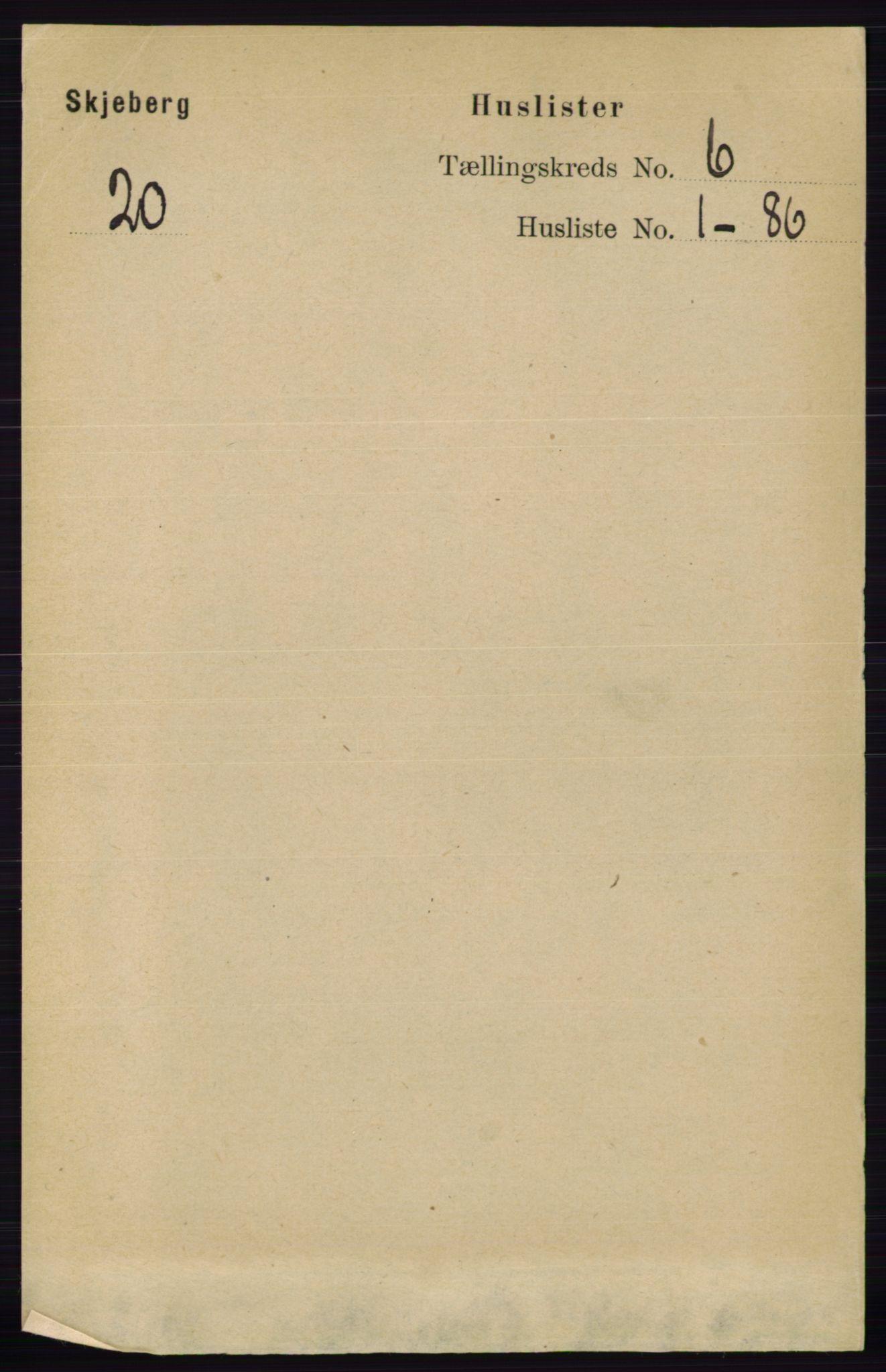 RA, Folketelling 1891 for 0115 Skjeberg herred, 1891, s. 2746