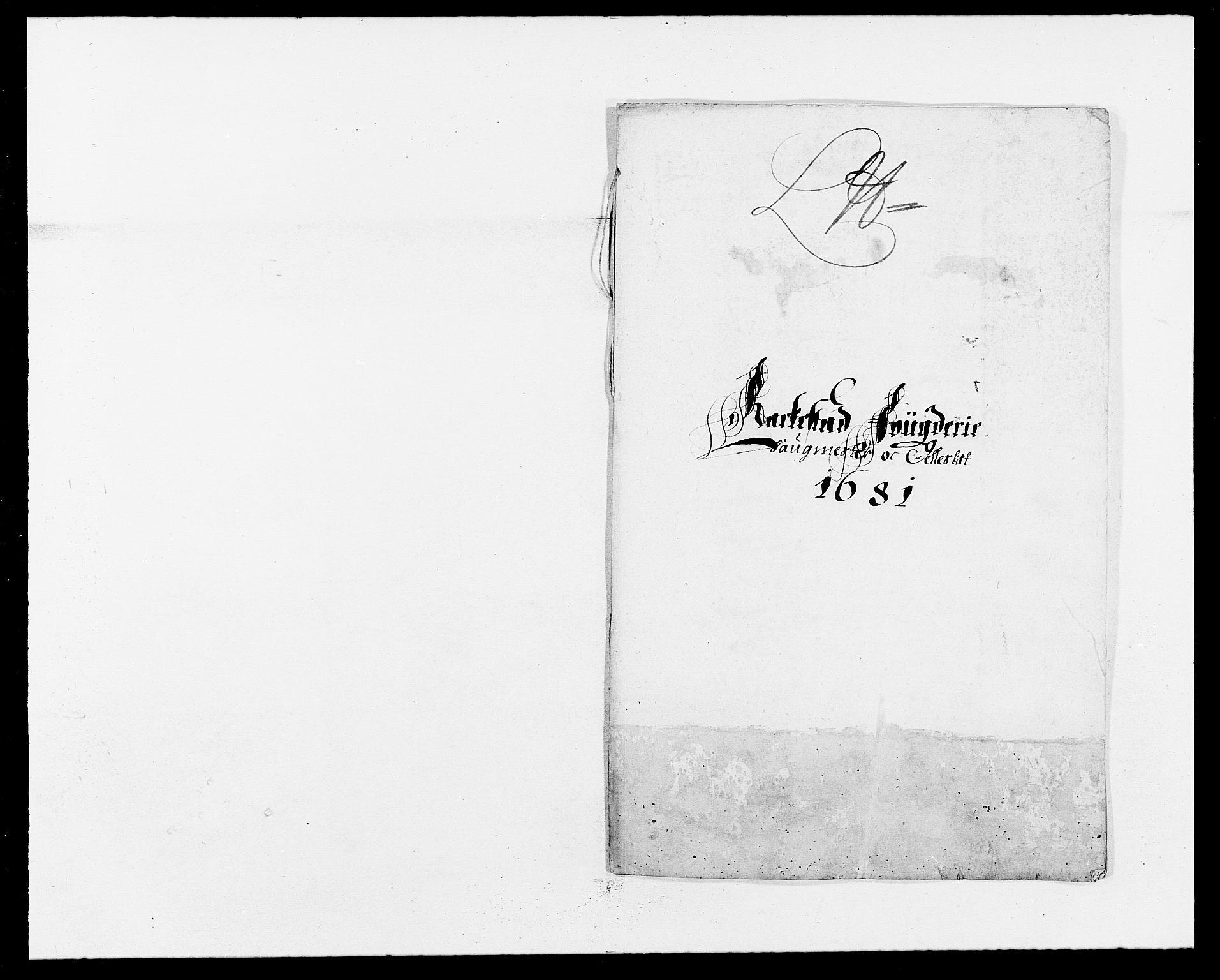 RA, Rentekammeret inntil 1814, Reviderte regnskaper, Fogderegnskap, R05/L0272: Fogderegnskap Rakkestad, 1680-1681, s. 376